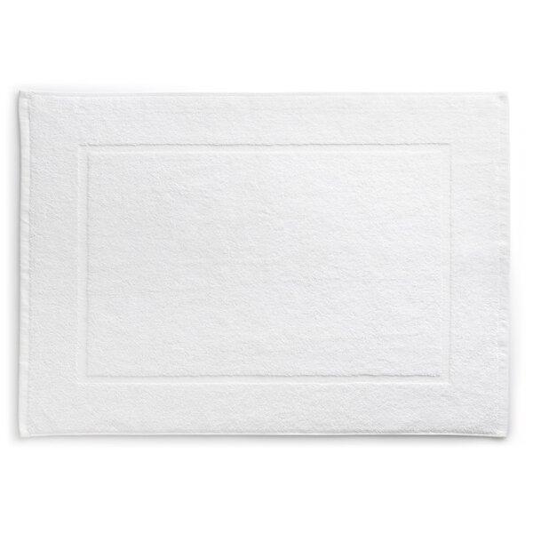 Badteppich Kela Textil schneeweiß