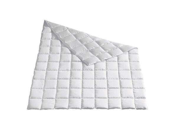 Sommerdaunendecke Pro Night Textil weiß