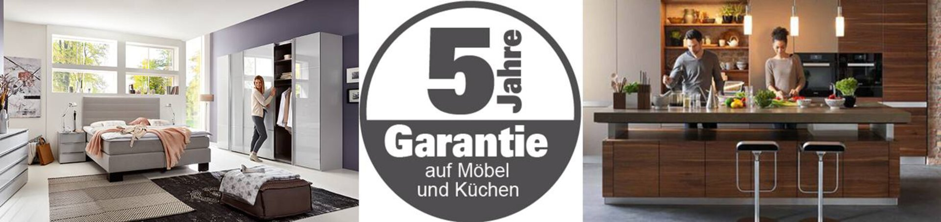 Titel-Banner-Bild zu Möbel-Gütepass - Garantie
