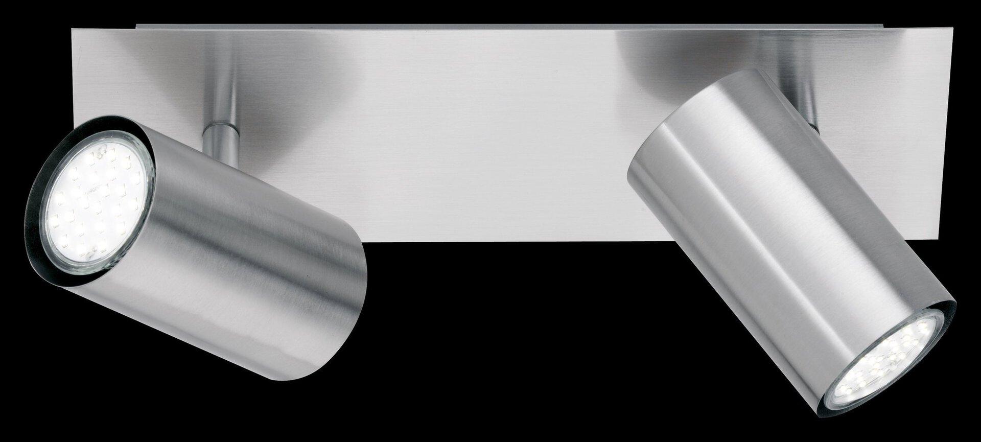 Strahler Marley Trio Leuchten Metall 9 x 15 x 30 cm