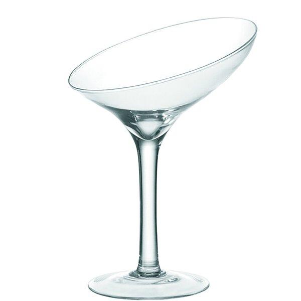 Gedeckter Tisch Leonardo Glas klar ca. 23 cm x 30 cm x 23 cm