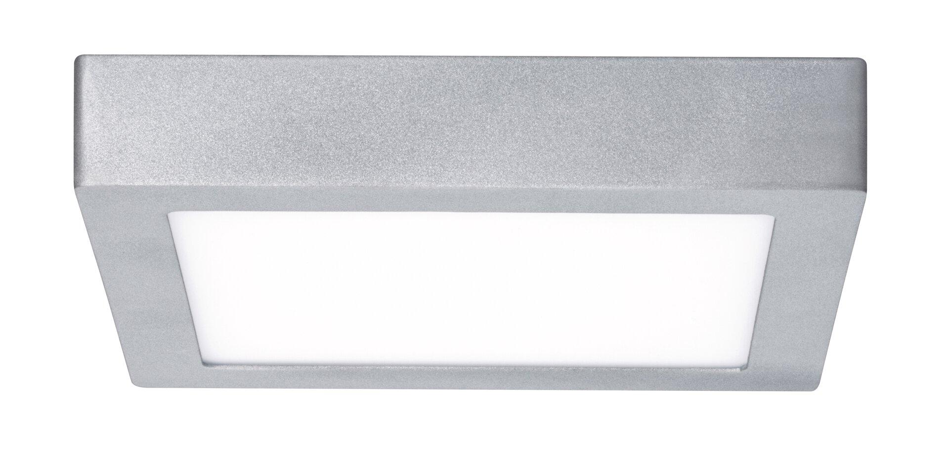 Deckenleuchte LUNAR Paulmann Metall 23 x 4 x 23 cm