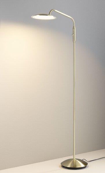 Stehleuchte Casa Nova Metall messing ca. 58 cm x 140 cm x 23 cm