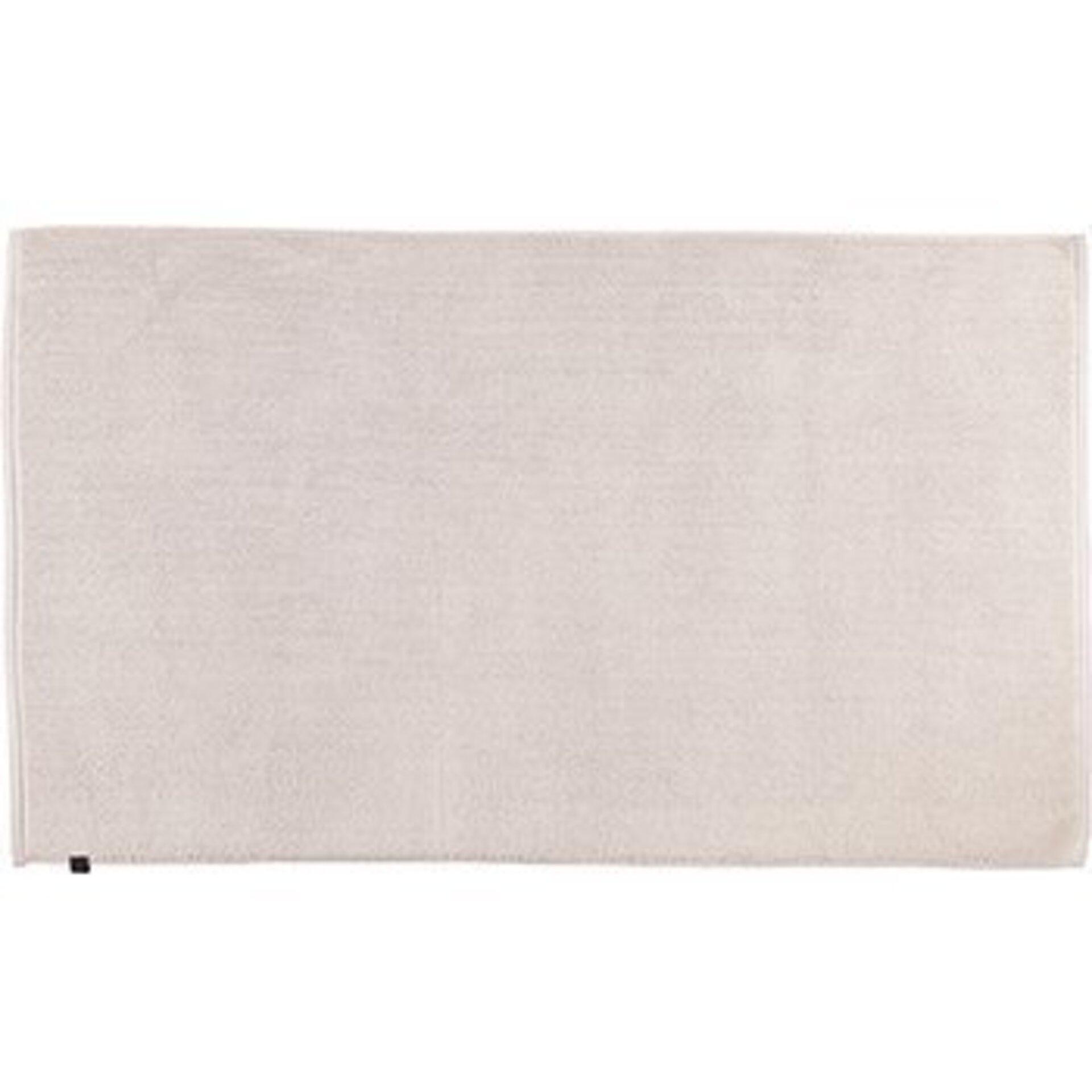 Badteppich Loop Cawö Textil 60 x 100 cm