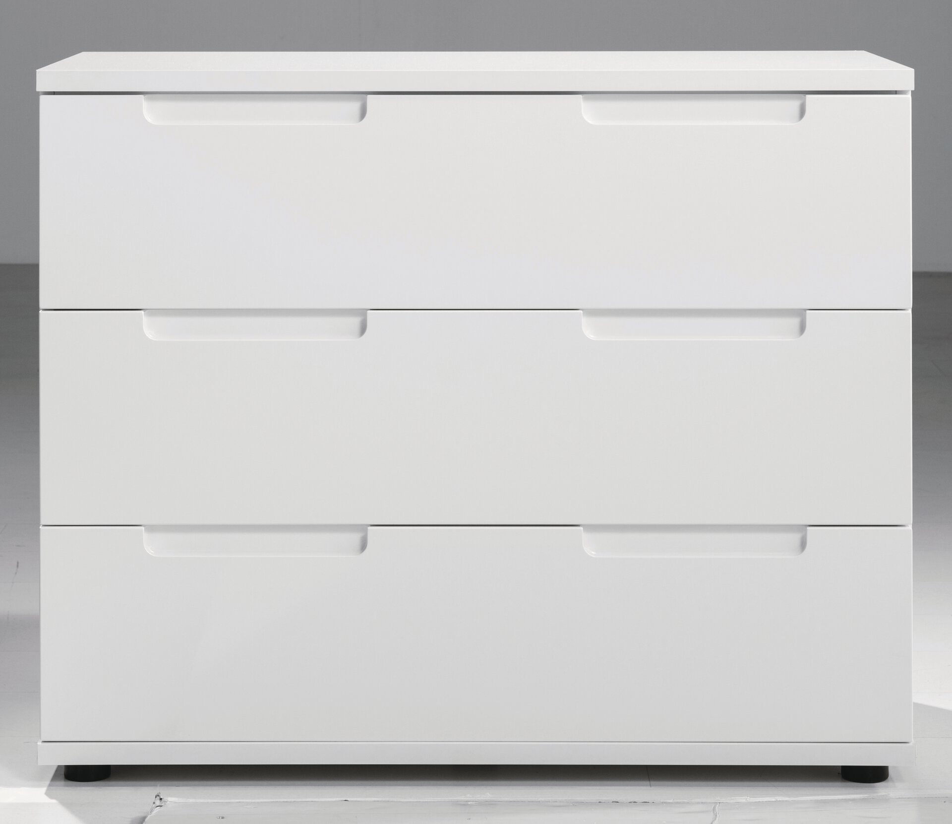 Kommode NELLI SELF Holzwerkstoff 40 x 74 x 90 cm