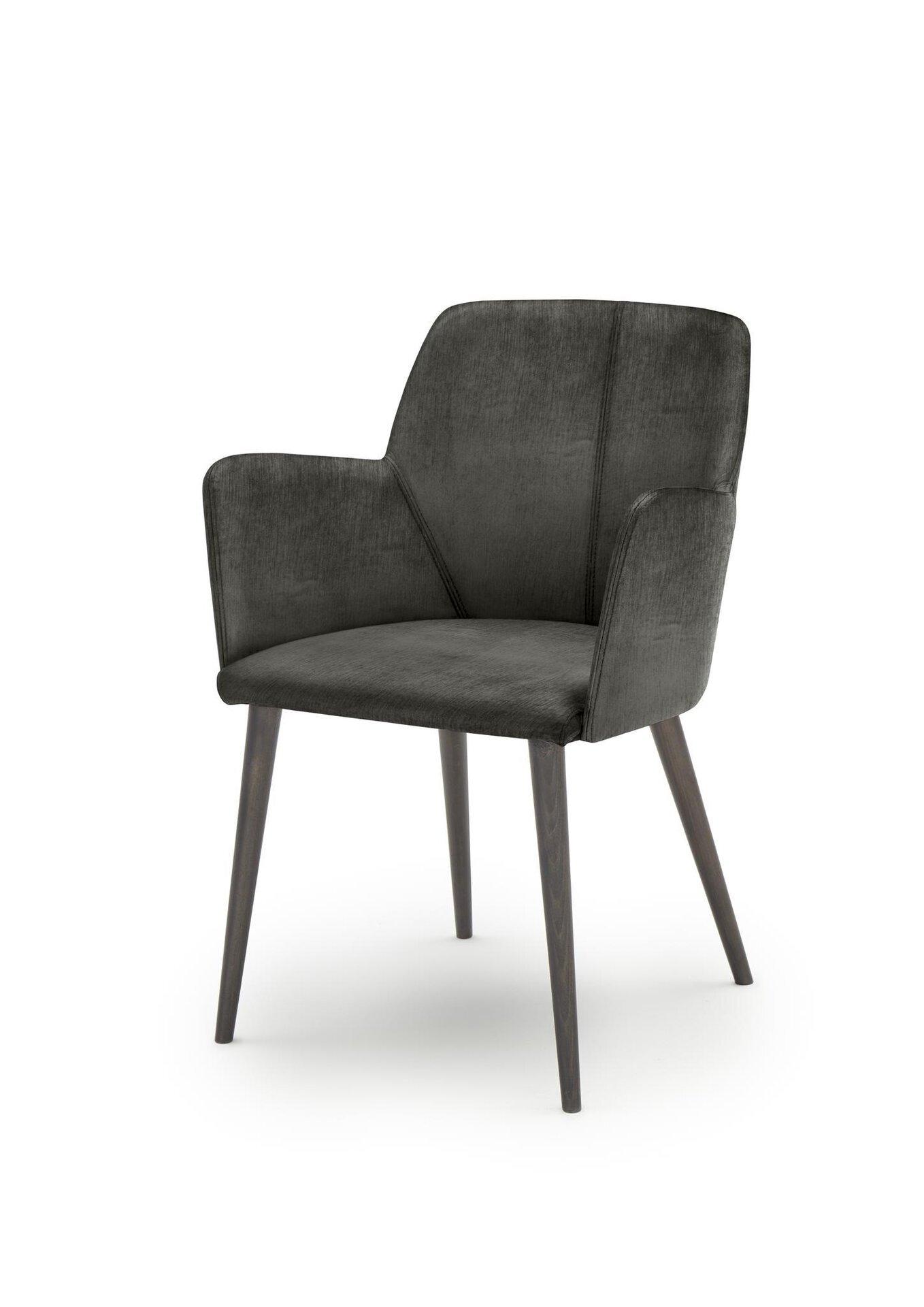 4-Fuß-Stuhl WK7005 Stuart WK Wohnen Edition Textil 57 x 83 x 59 cm