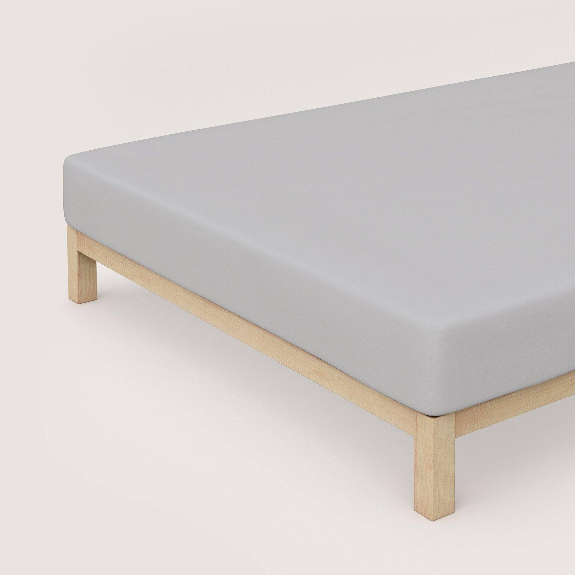 Elastan Jersey-Spannbetttuch Schlafgut Textil 180 x 200 cm