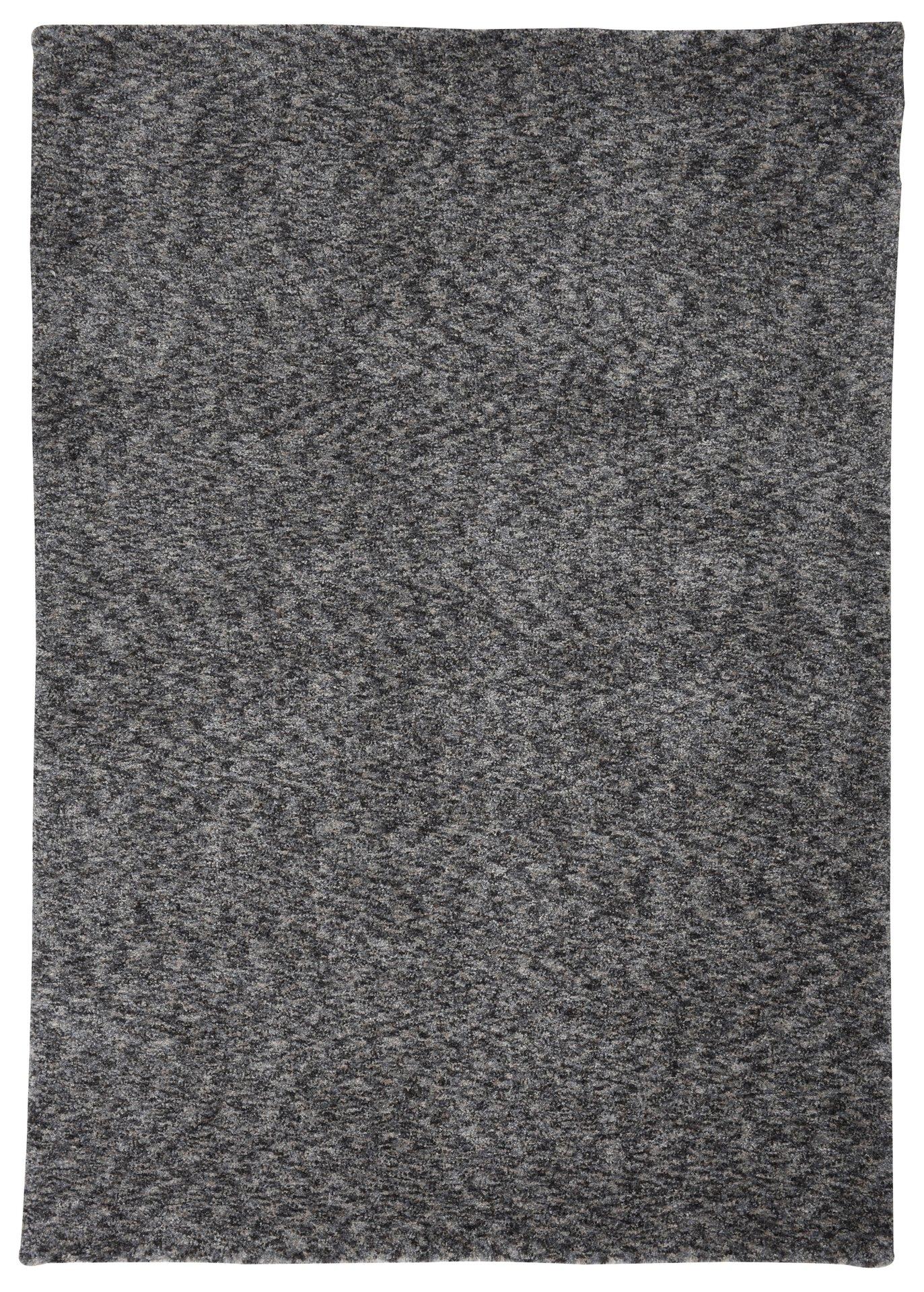 Handtuftteppich Roberto Gino Falcone Textil grau 160 x 230 cm