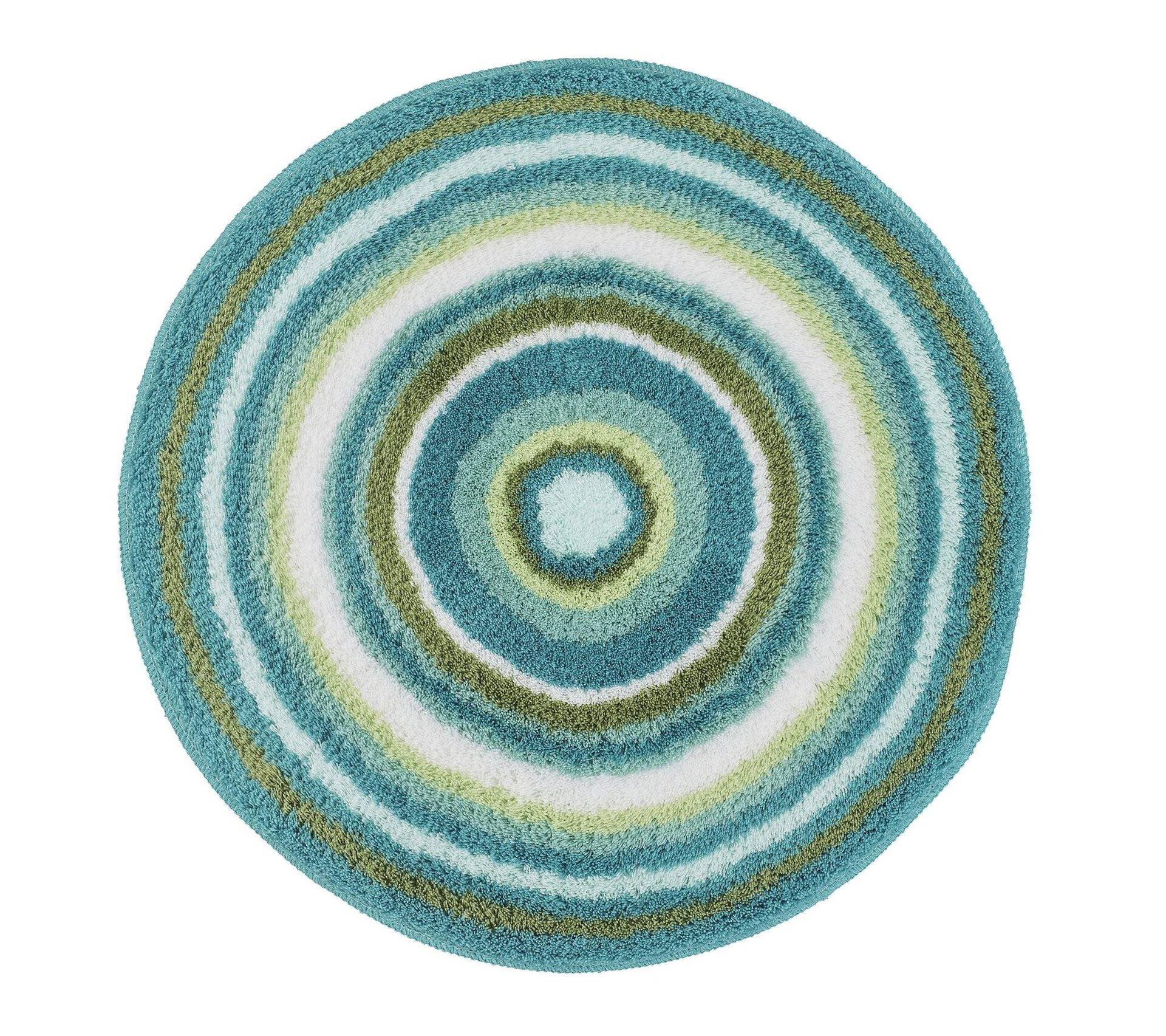 Badteppich Mandala Kleine Wolke Textil 60 x 2 x 60 cm