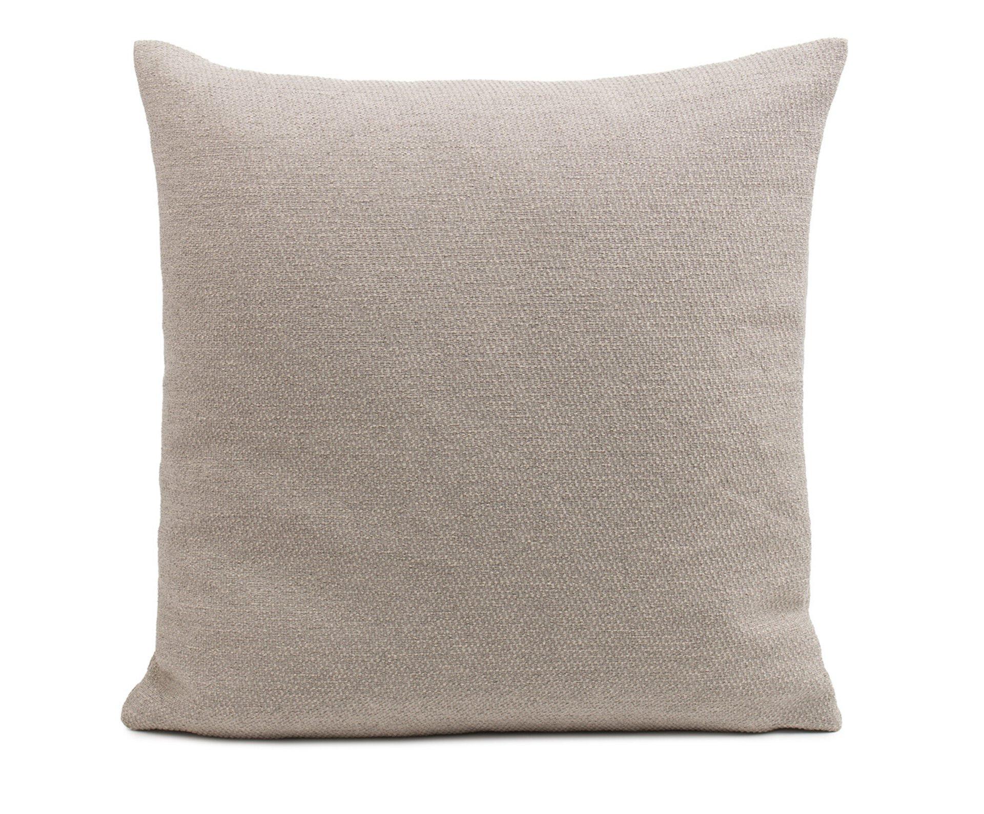 Kissenhülle Fabricio Ambiente Trendlife Textil braun 60 x 60 cm