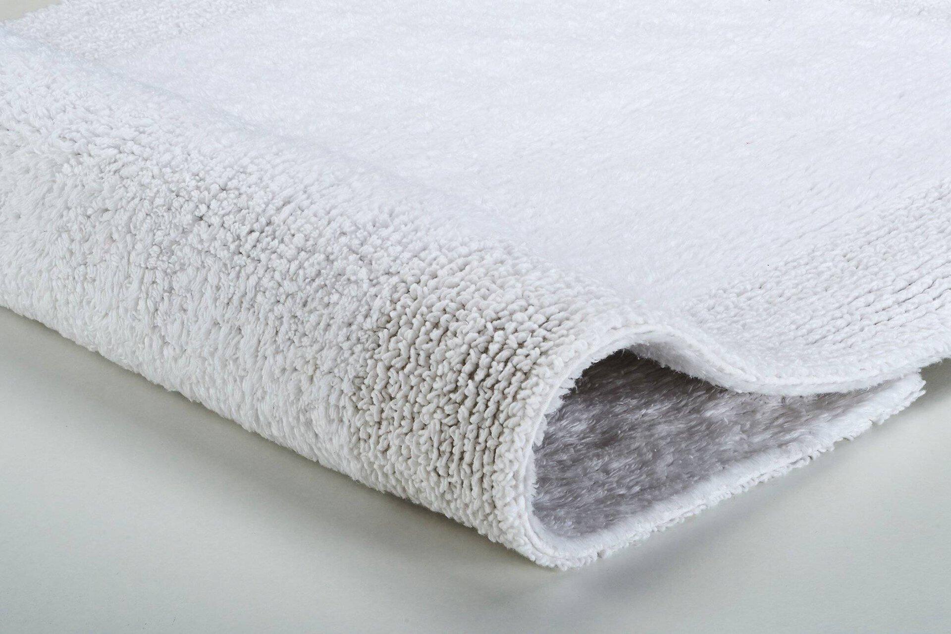 WC-Vorlage Cotone Meusch Textil 50 x 2 x 50 cm