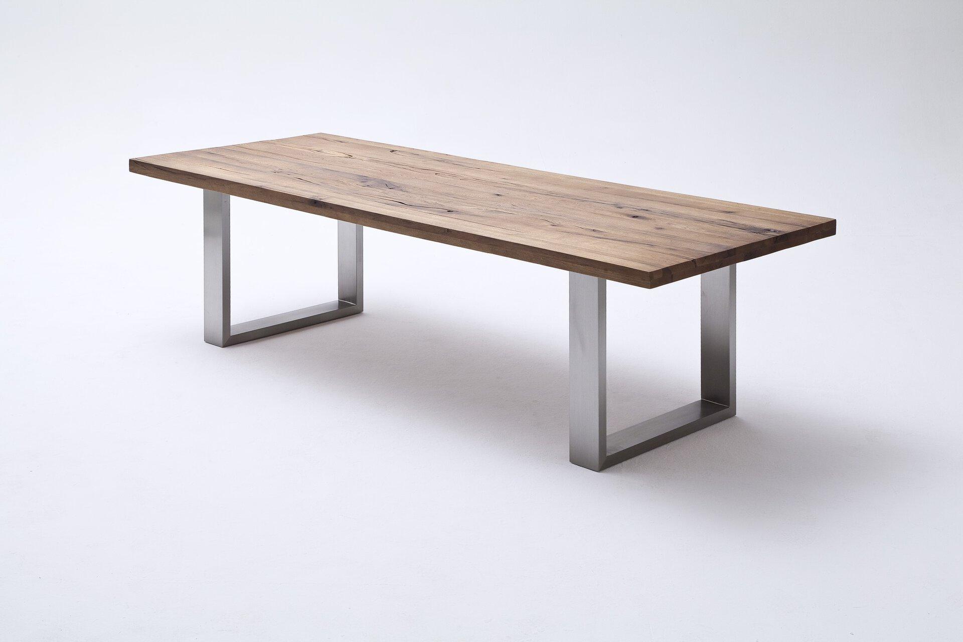 Esstisch CASTELLO MCA furniture Holz 100 x 76 x 200 cm