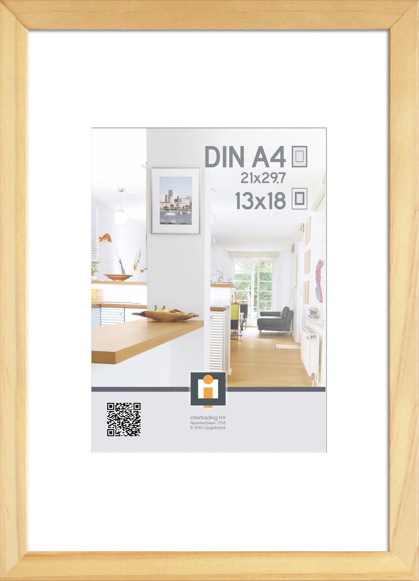 Bilderrahmen GÖTEBORG INTERTRADING Kunststoff 23 x 32 x 2 cm