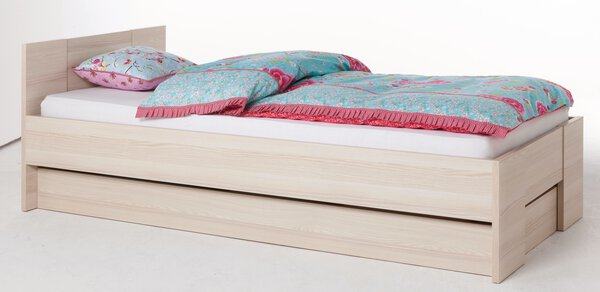 Kinderbett inbuy Holzwerkstoff Coimbra Esche Nachbildung