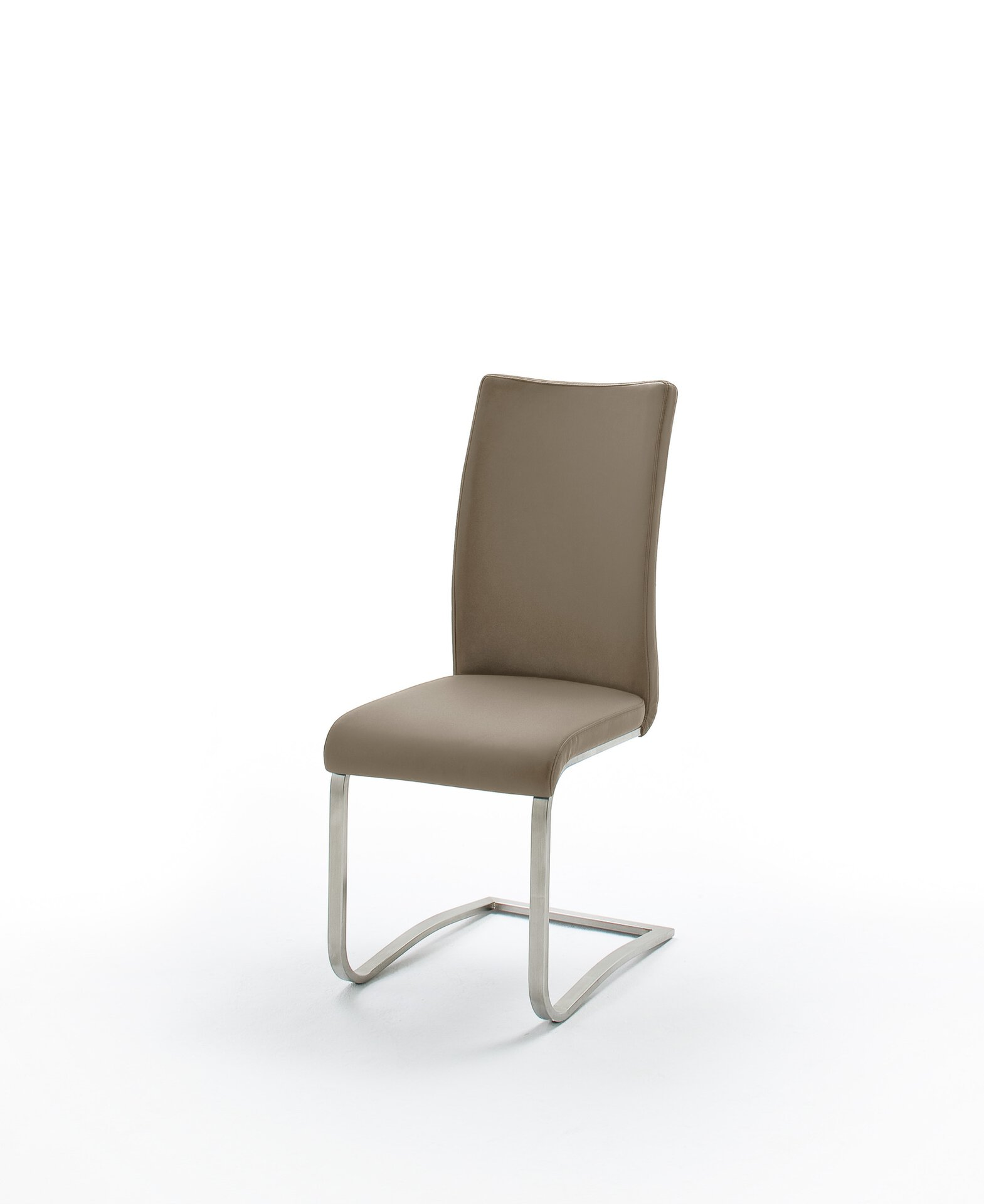 Stuhl ARC02 MCA furniture Metall braun 52 x 103 x 43 cm