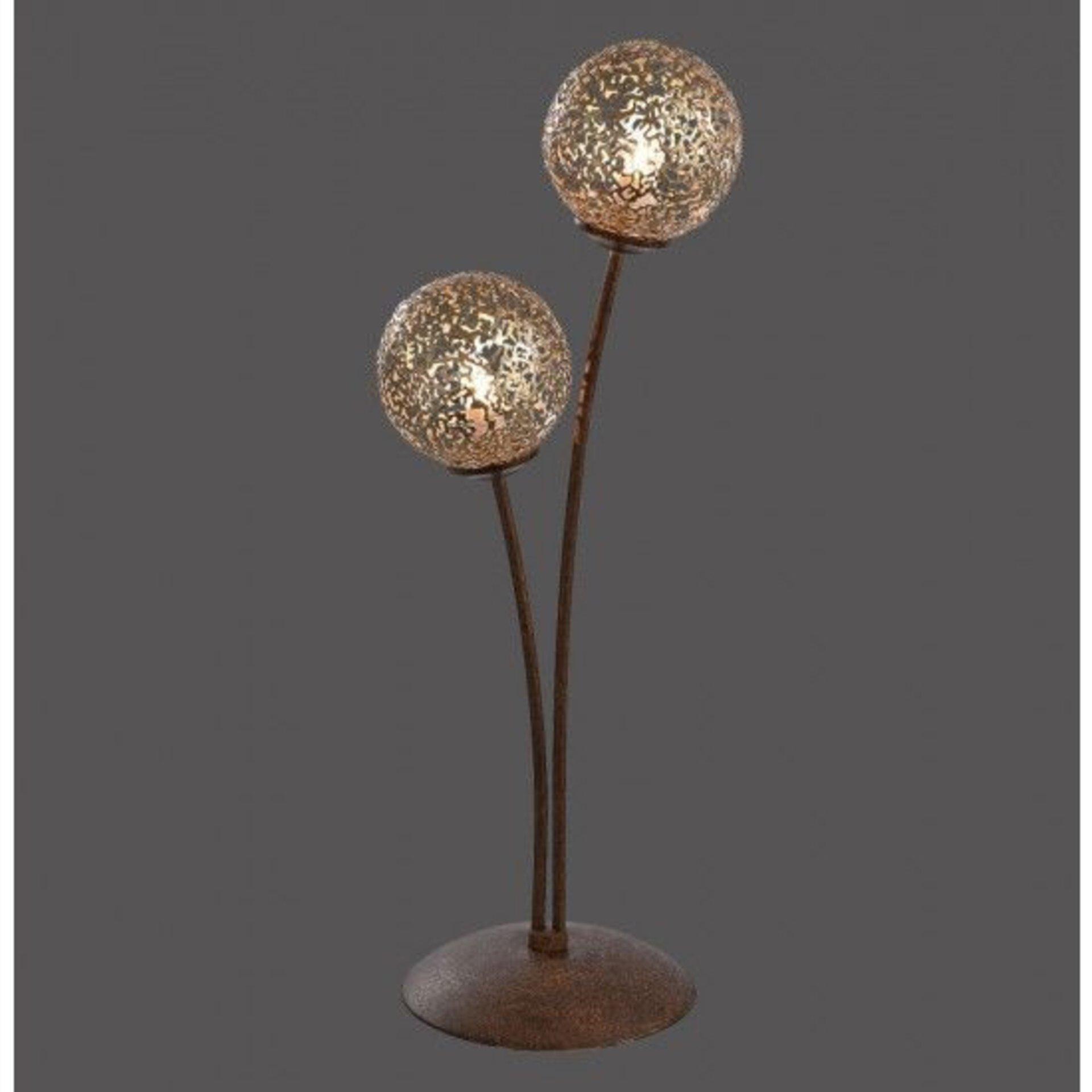Tischleuchte GRETA Paul Neuhaus Metall 19 x 53 x 19 cm