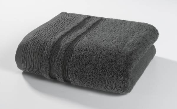 Badetuch Organic Kenborg Textil anthrazit