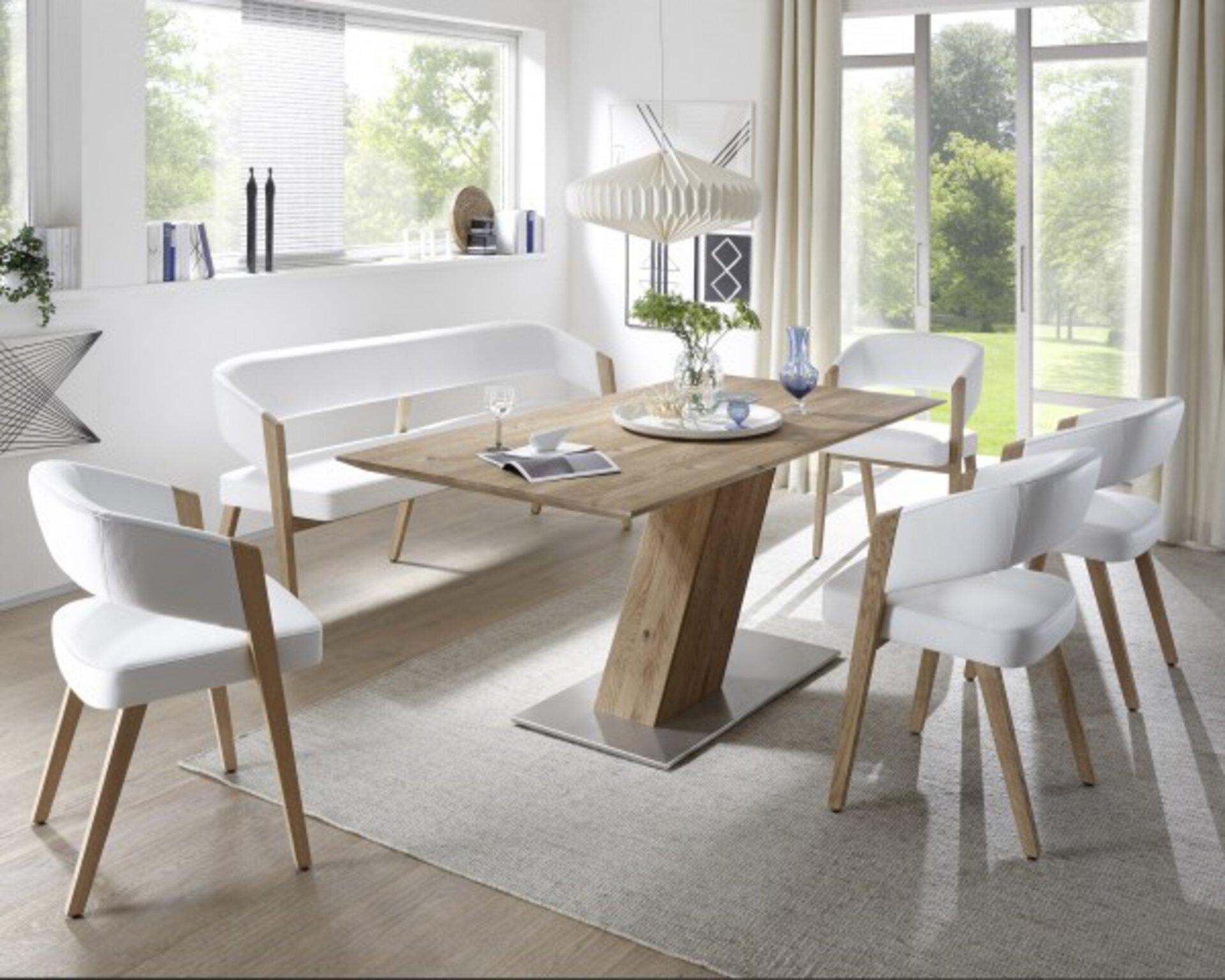 Stuhl RAMOS Decker Holzwerkstoff mehrfarbig