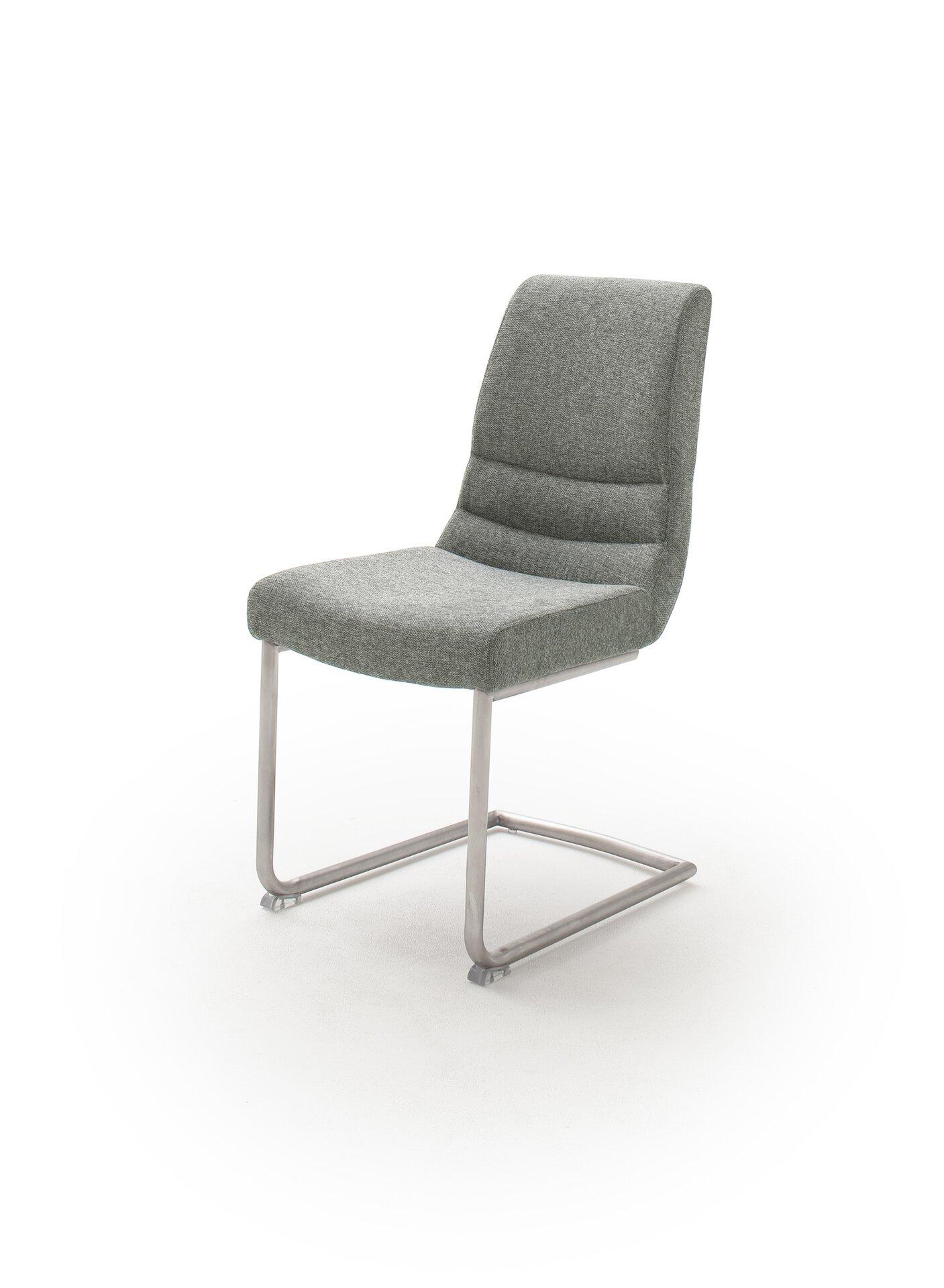 Freischwingerstuhl MONTERA MCA furniture Textil mehrfarbig 43 x 48 x 45 cm