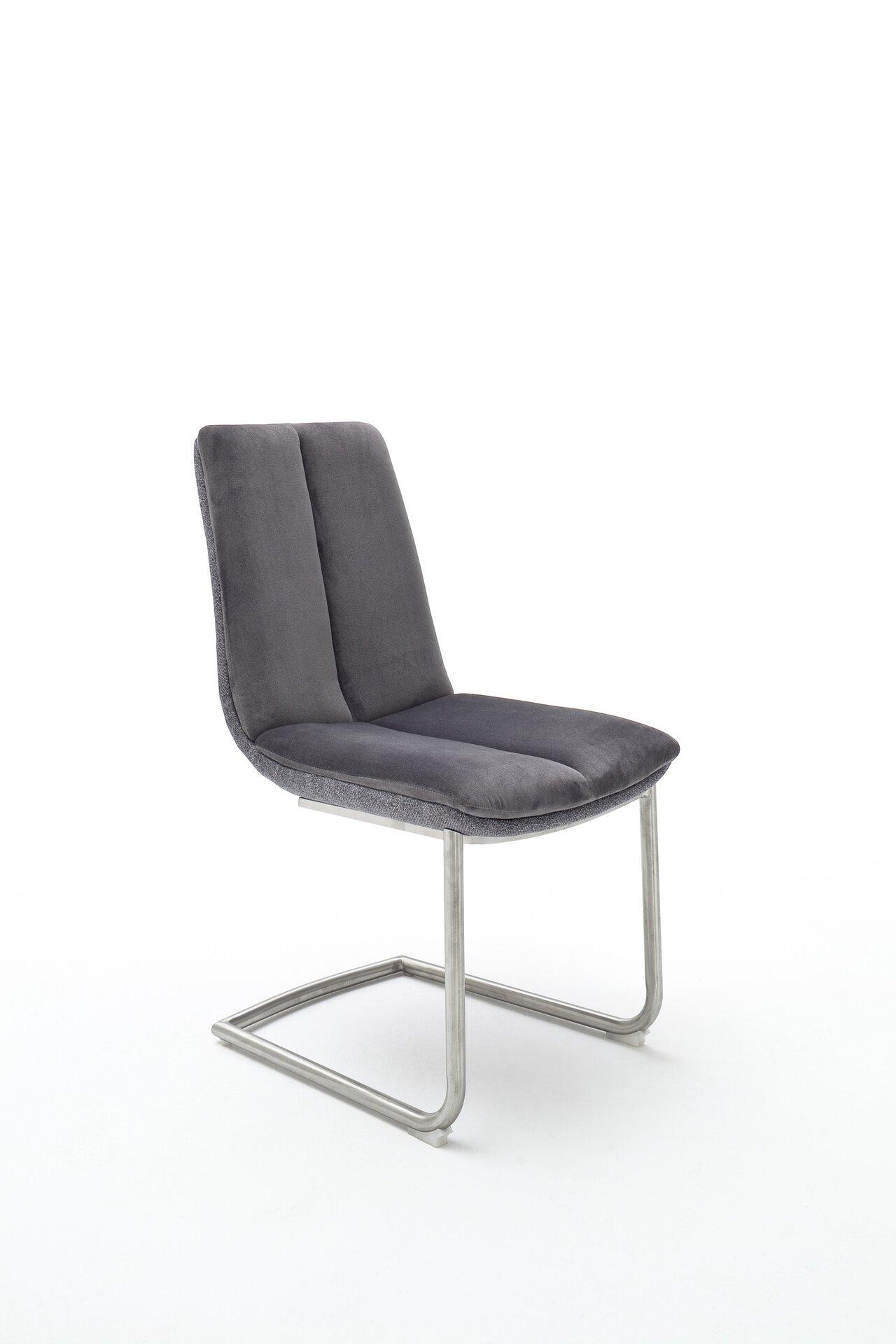 Freischwinger GRIGOR MCA furniture Textil mehrfarbig 65 x 91 x 46 cm