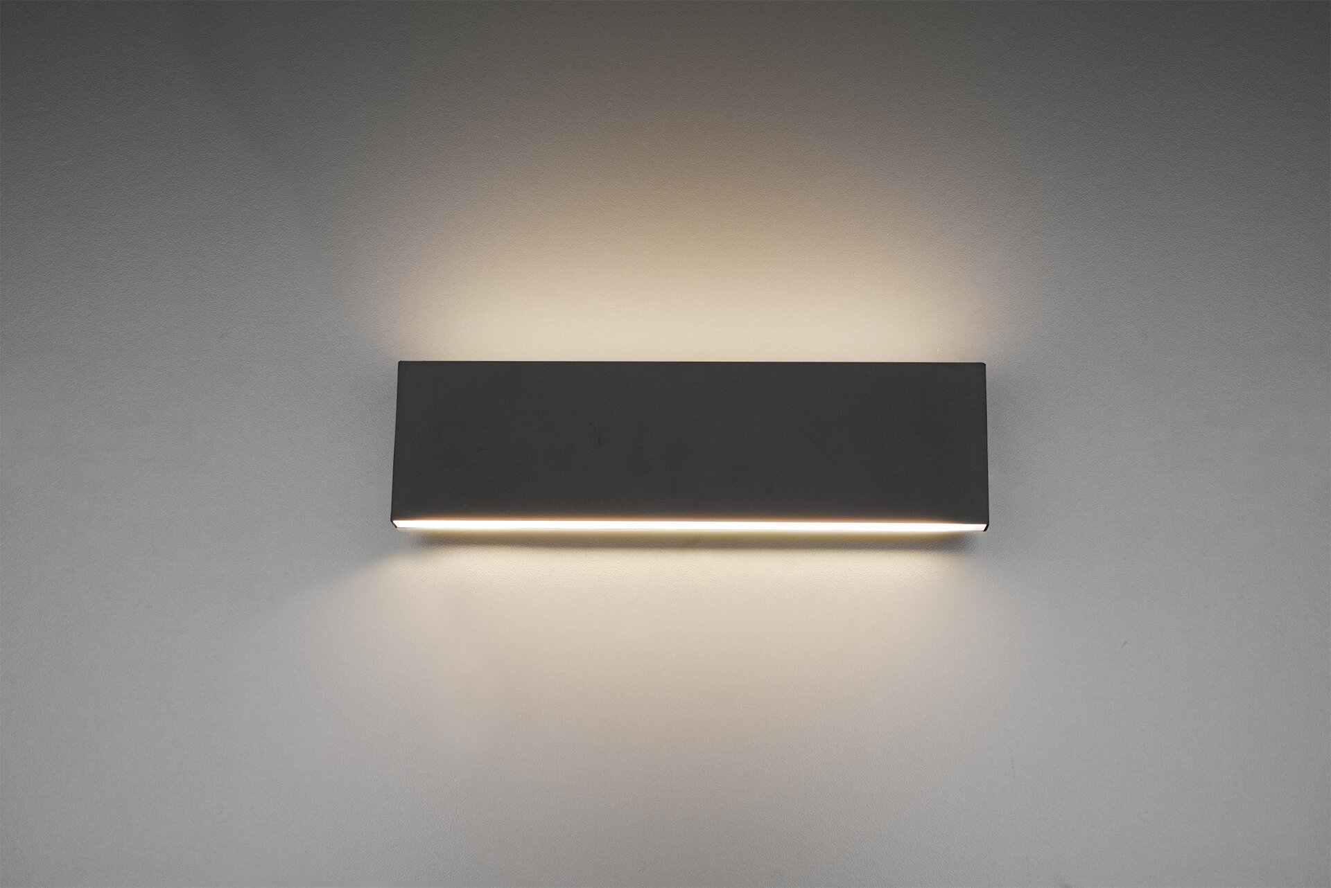 Wandleuchte Concha Trio Leuchten Metall 5 x 8 x 28 cm