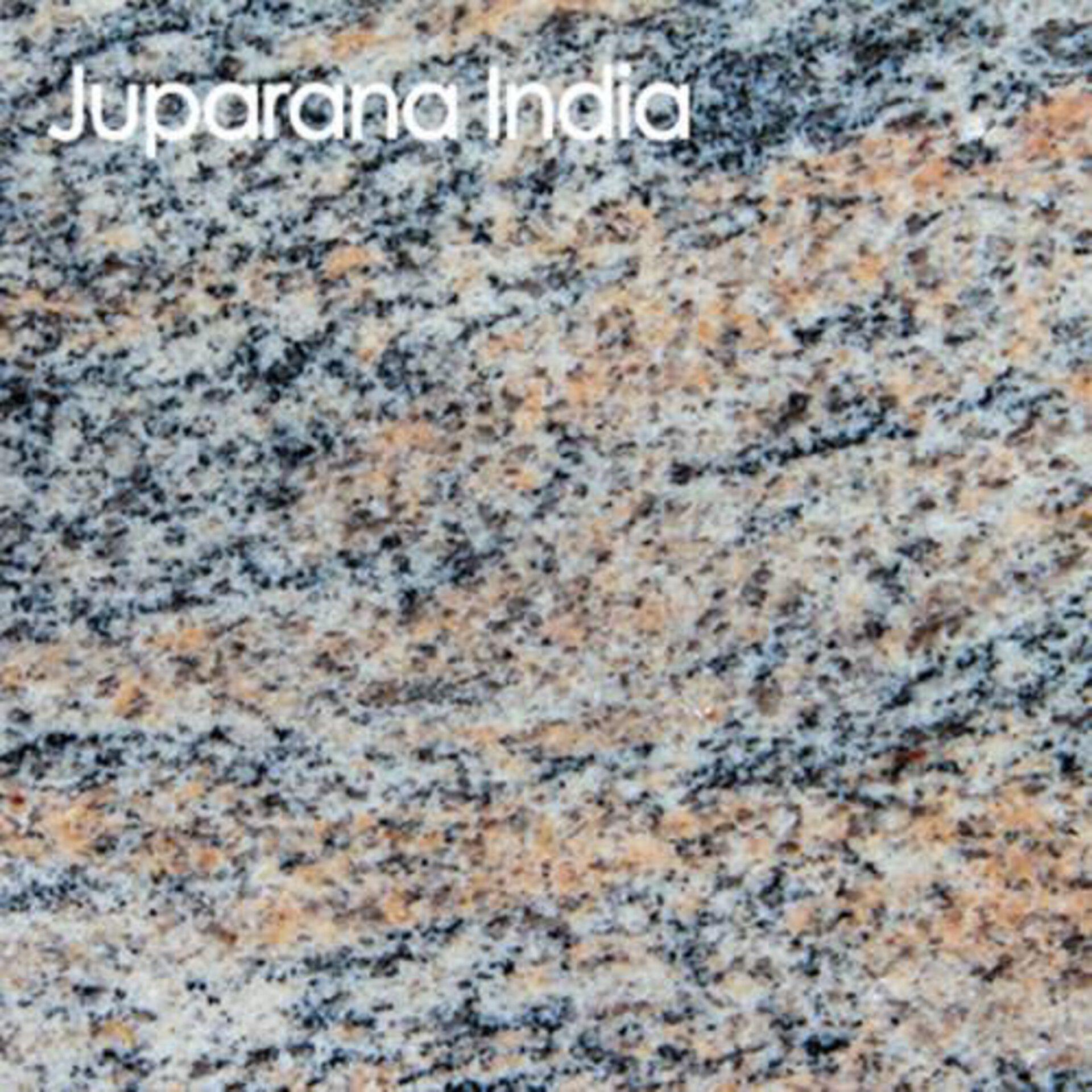 Arbeitsplatte aus Naturstein in der Ausführung Juparano India.
