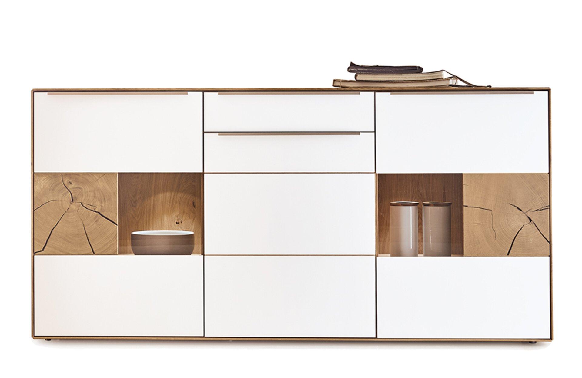 Sideboard TALVERA VALMONDO Holzwerkstoff 90 x 47 x 182 cm