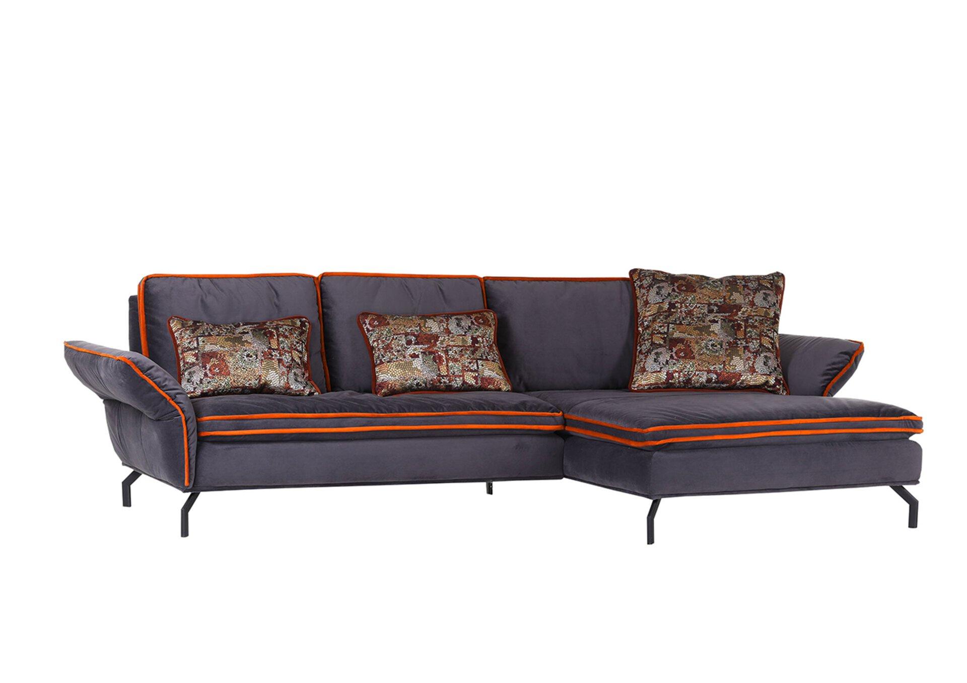 Ecksofa ALLSTAR Gutmann Factory Textil 175 x 90 x 335 cm