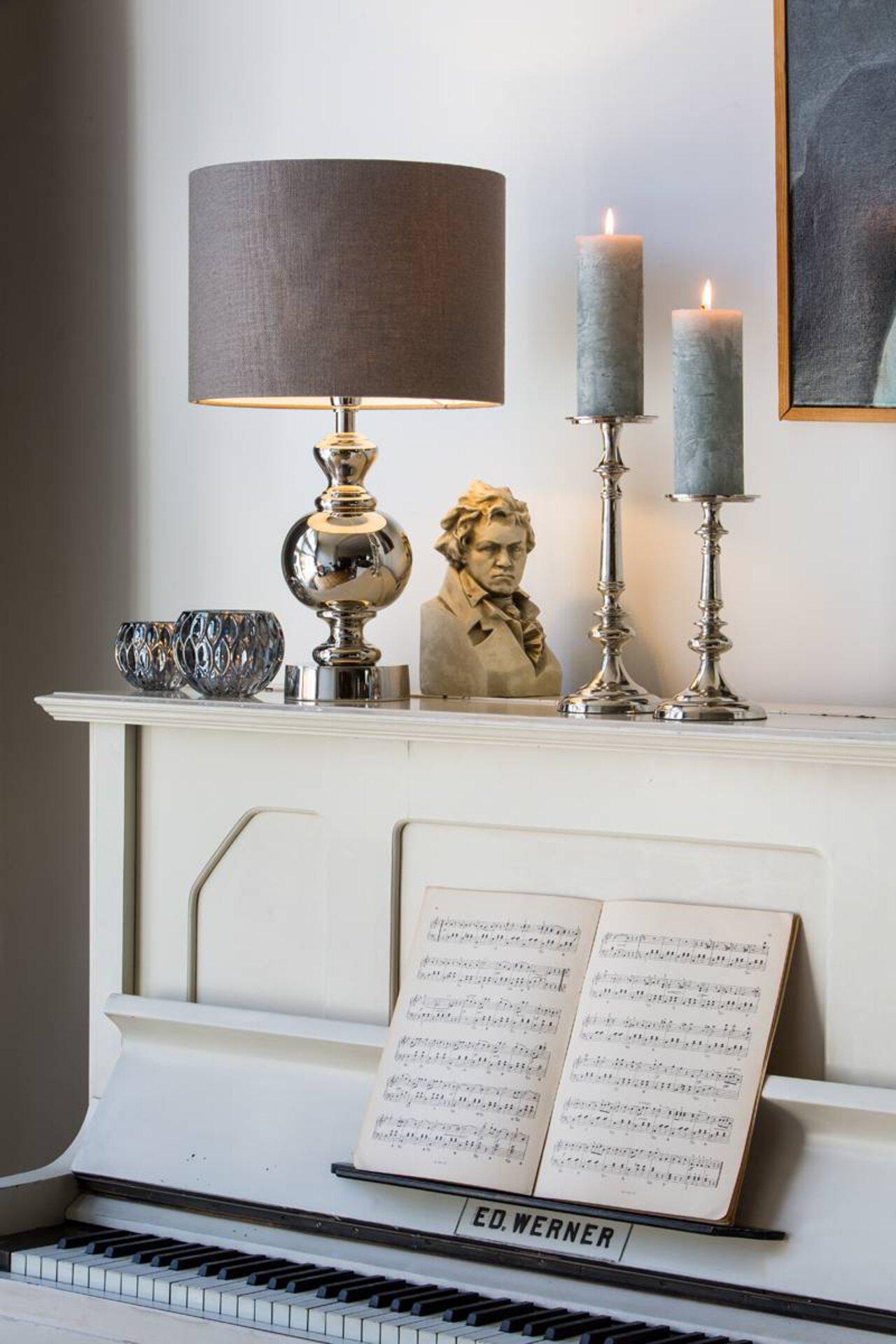 Tischleuchte CADY Light & Living Metall 14 x 38 x 14 cm