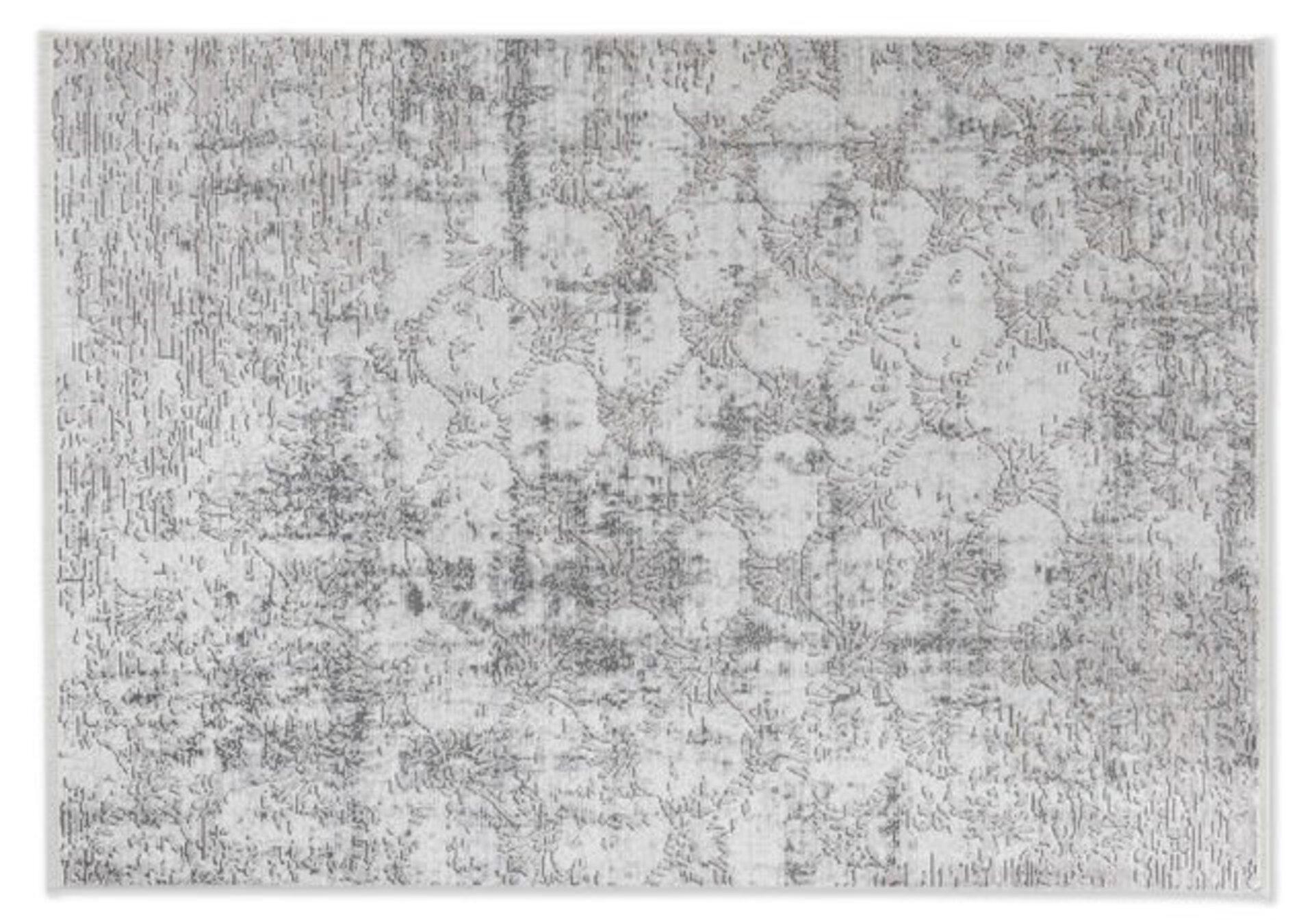 Maschinenwebteppich Faded Joop! Textil beige 2 x 2 cm