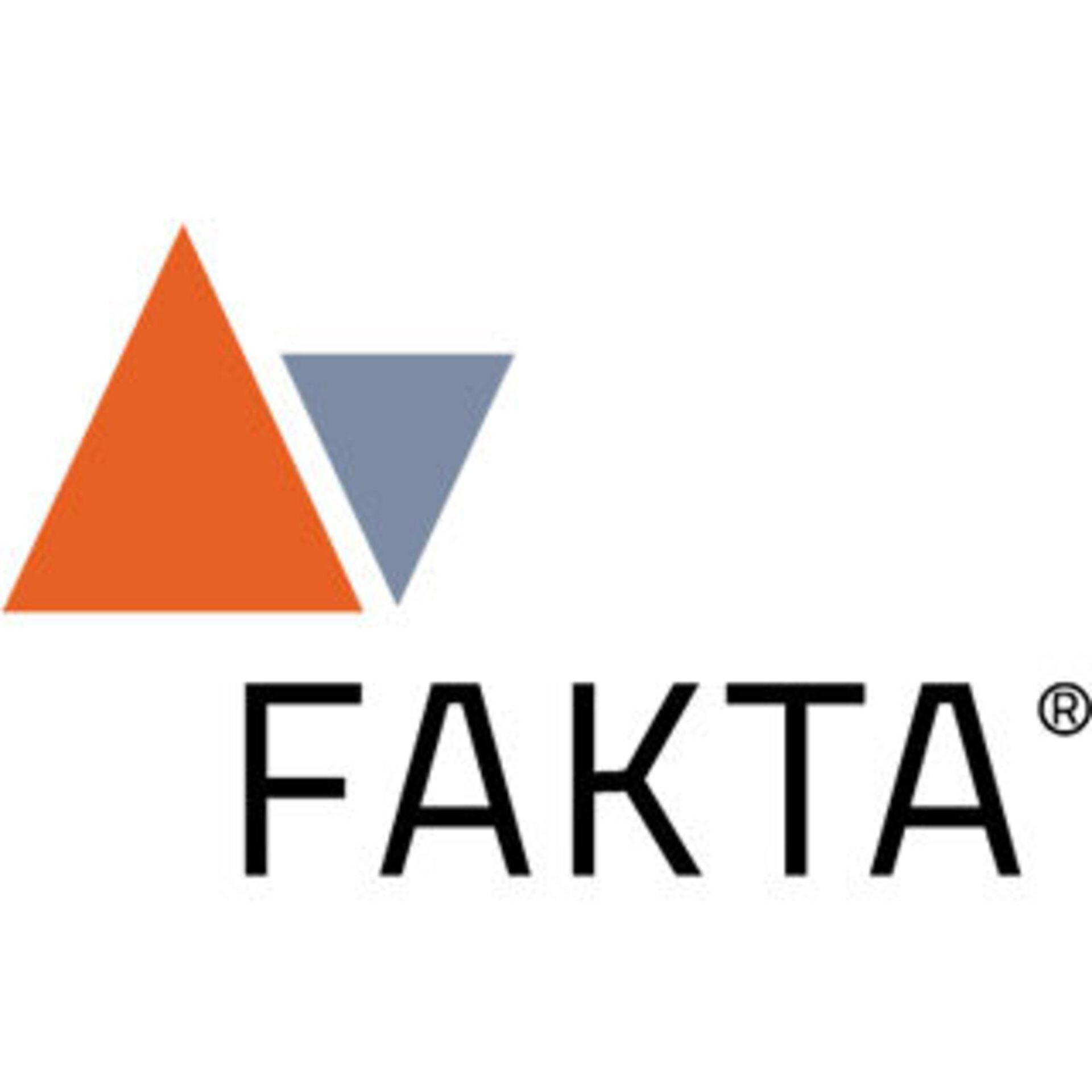 """""""FAKTE Markenküchen mit Ideen"""" Logo"""