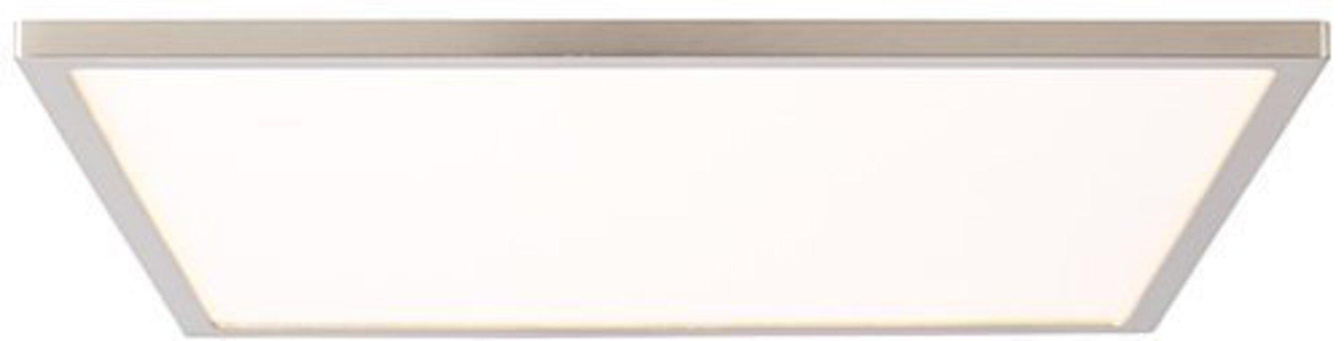 Deckenleuchte CERES Brilliant Metall 35 x 4 x 35 cm
