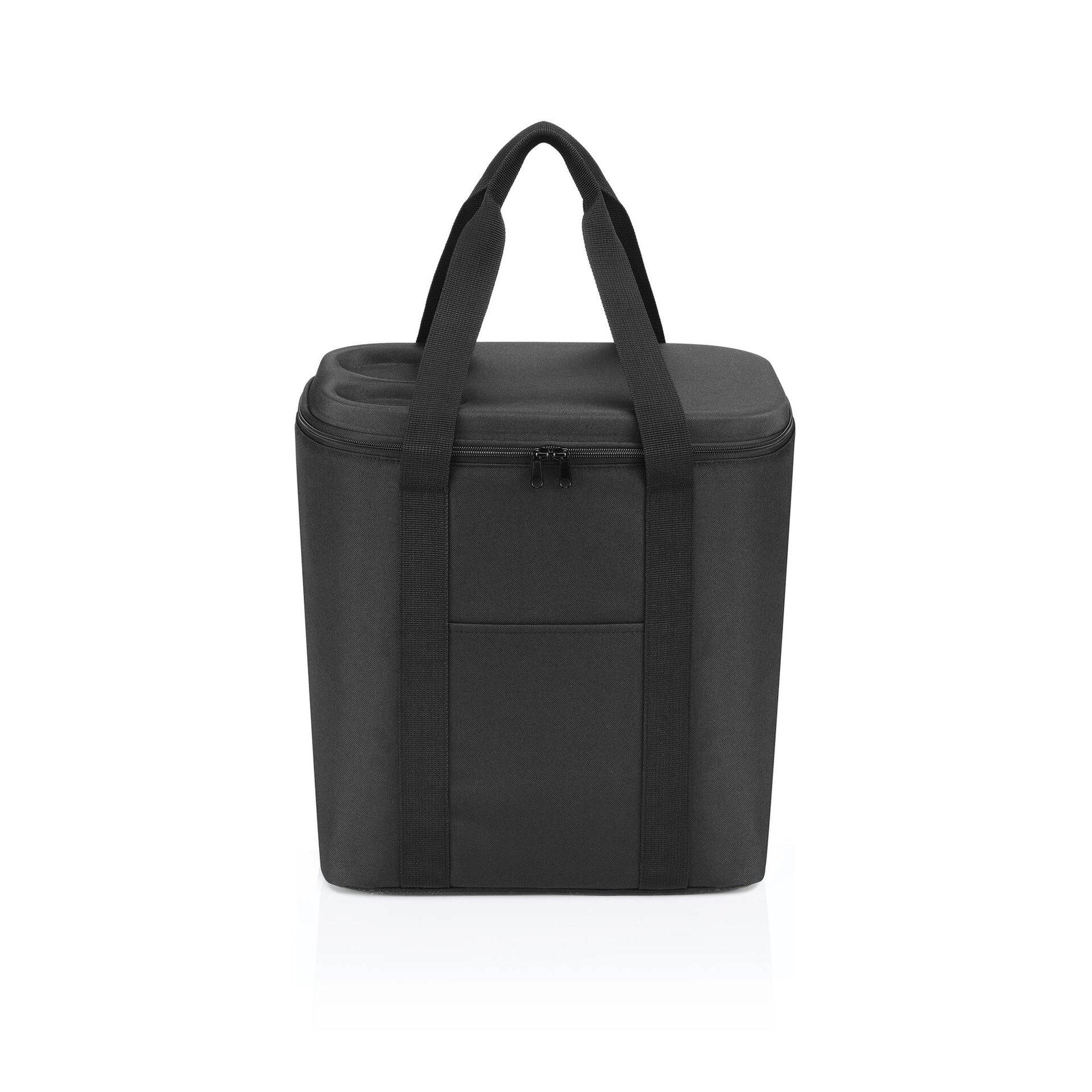 Tasche coolerbag XL Reisenthel Textil schwarz 37 x 41 x