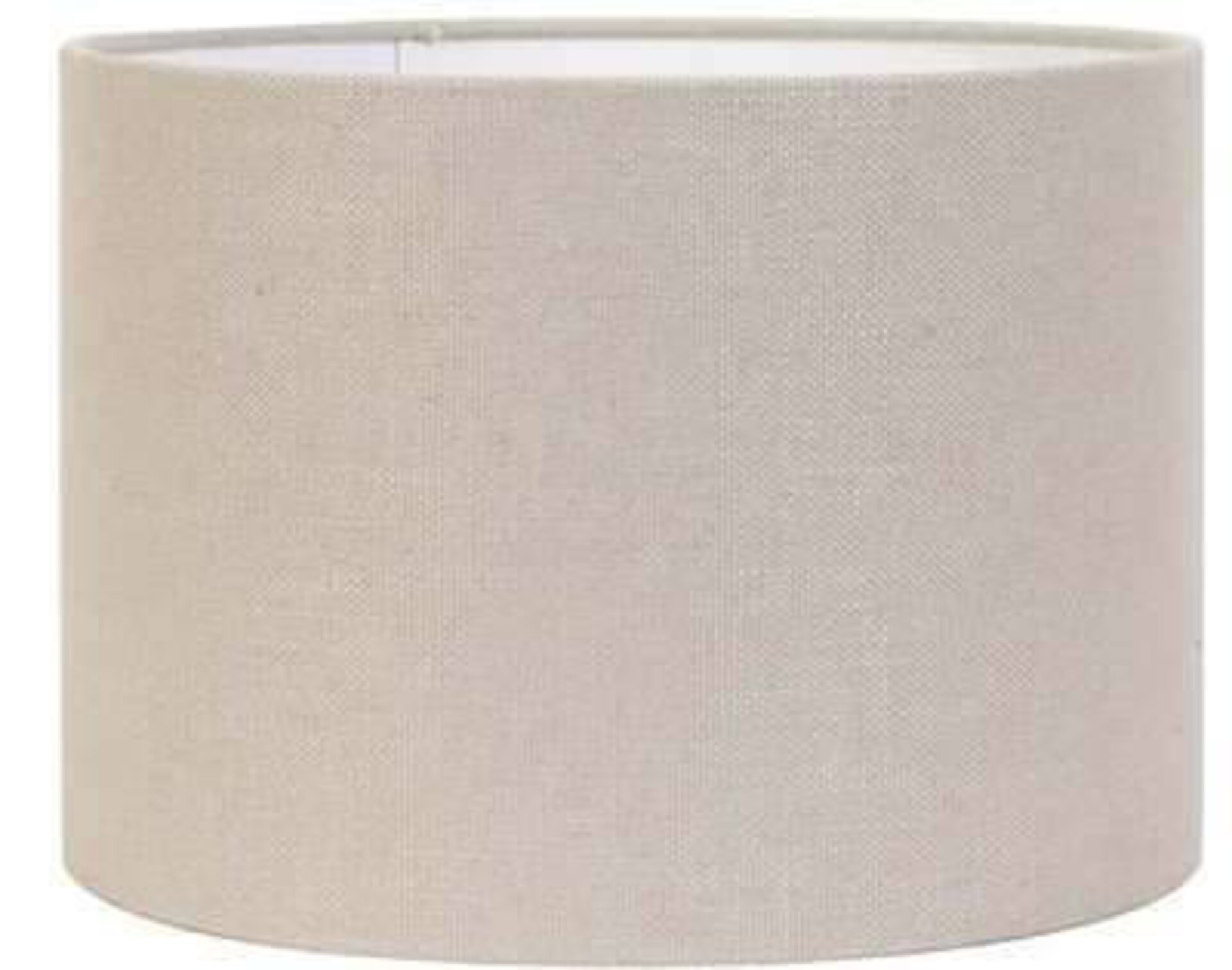 Zubehör LIVIGNO Light & Living Textil grau 25 x 18 x 25 cm
