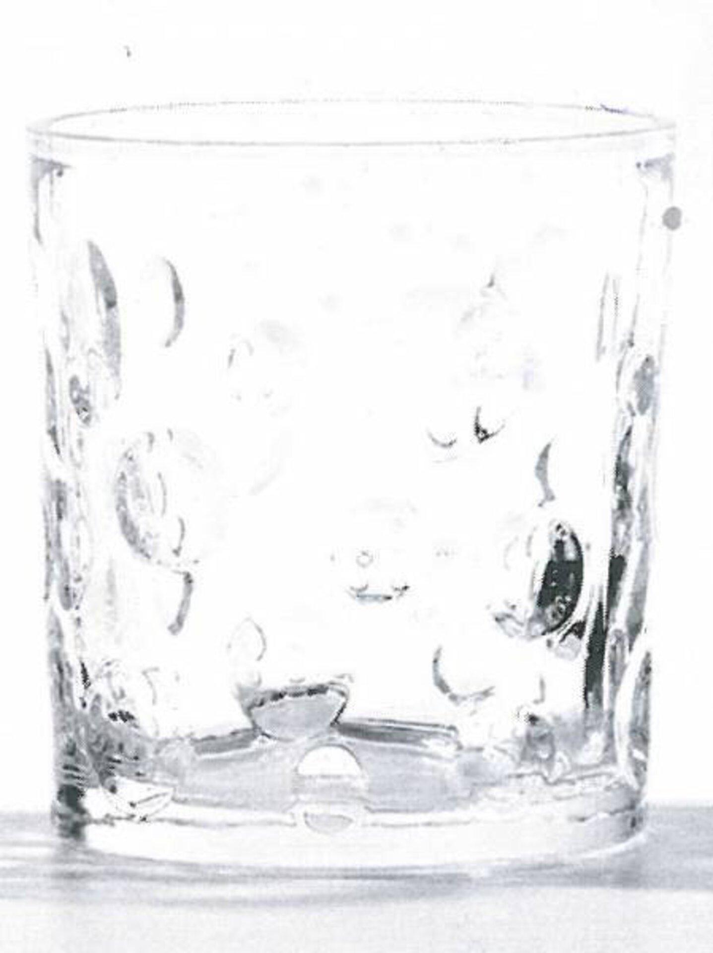 Trinkglas Casa Nova Glas 8 x 9 x 9 cm