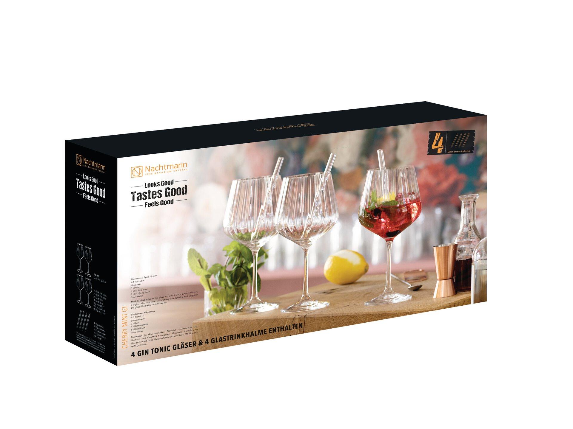 Gin Glas Tastes Good Nachtmann Glas