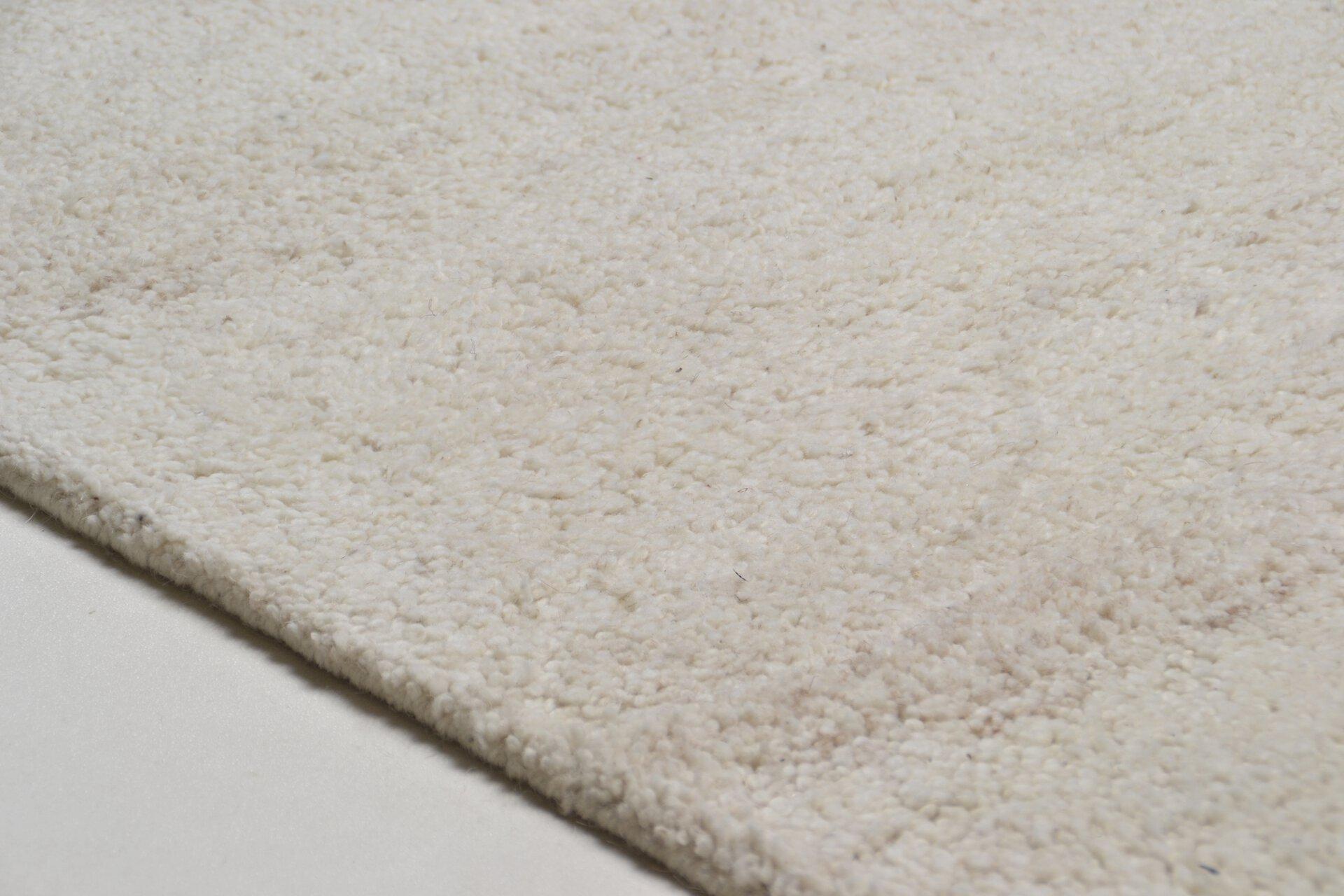 Handtuftteppich Royal Berber Theko Textil braun