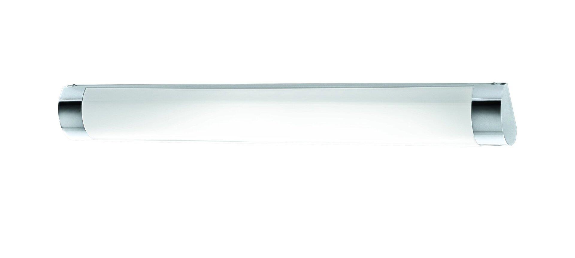 Bad-Wandleuchte Brilo Bath Briloner Metall 9 x 5 x 62 cm