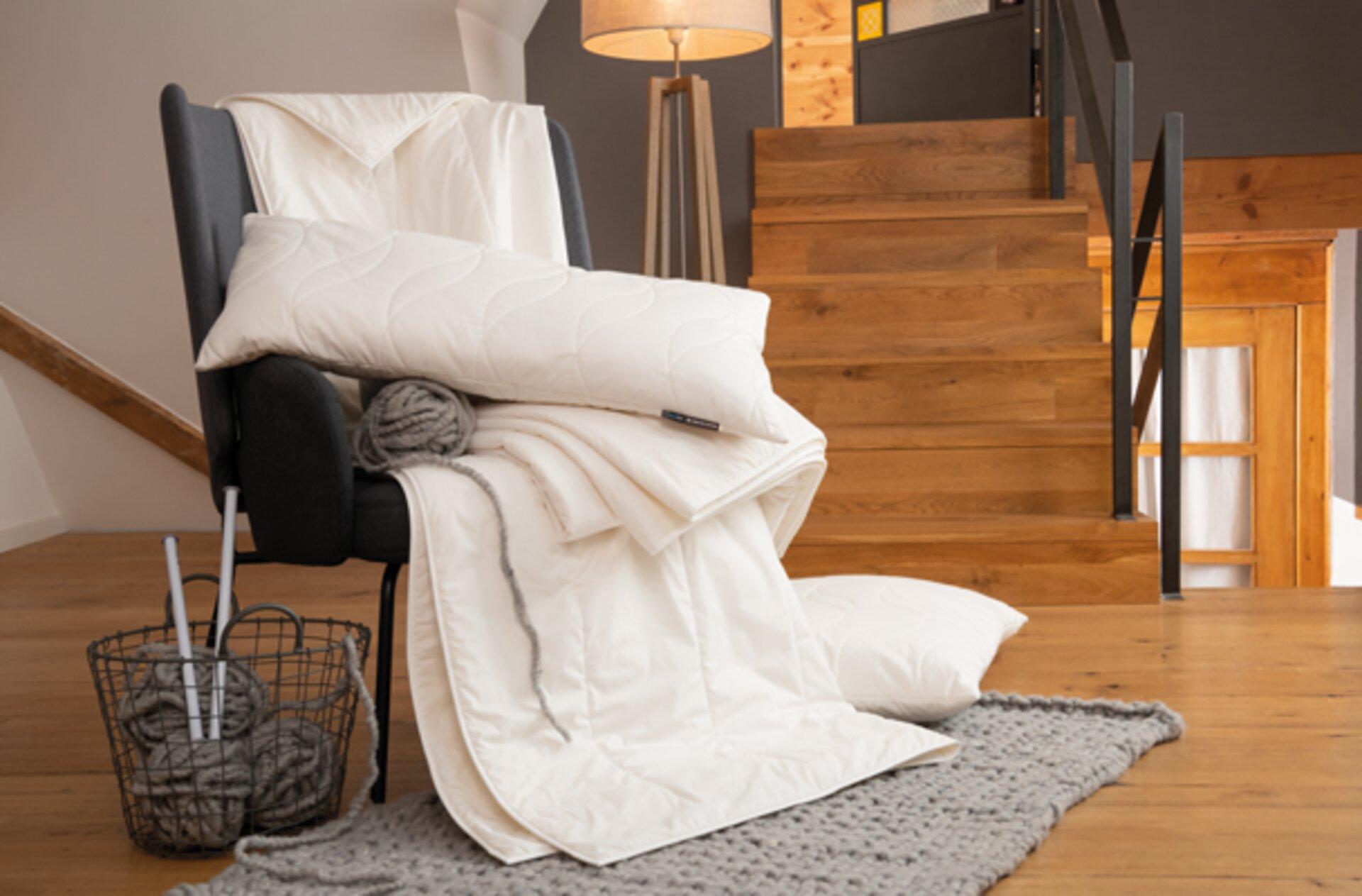 centa-star hersteller textilien schlafen bettwäsche kopfkissen