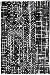 Maschinenwebteppich Monia