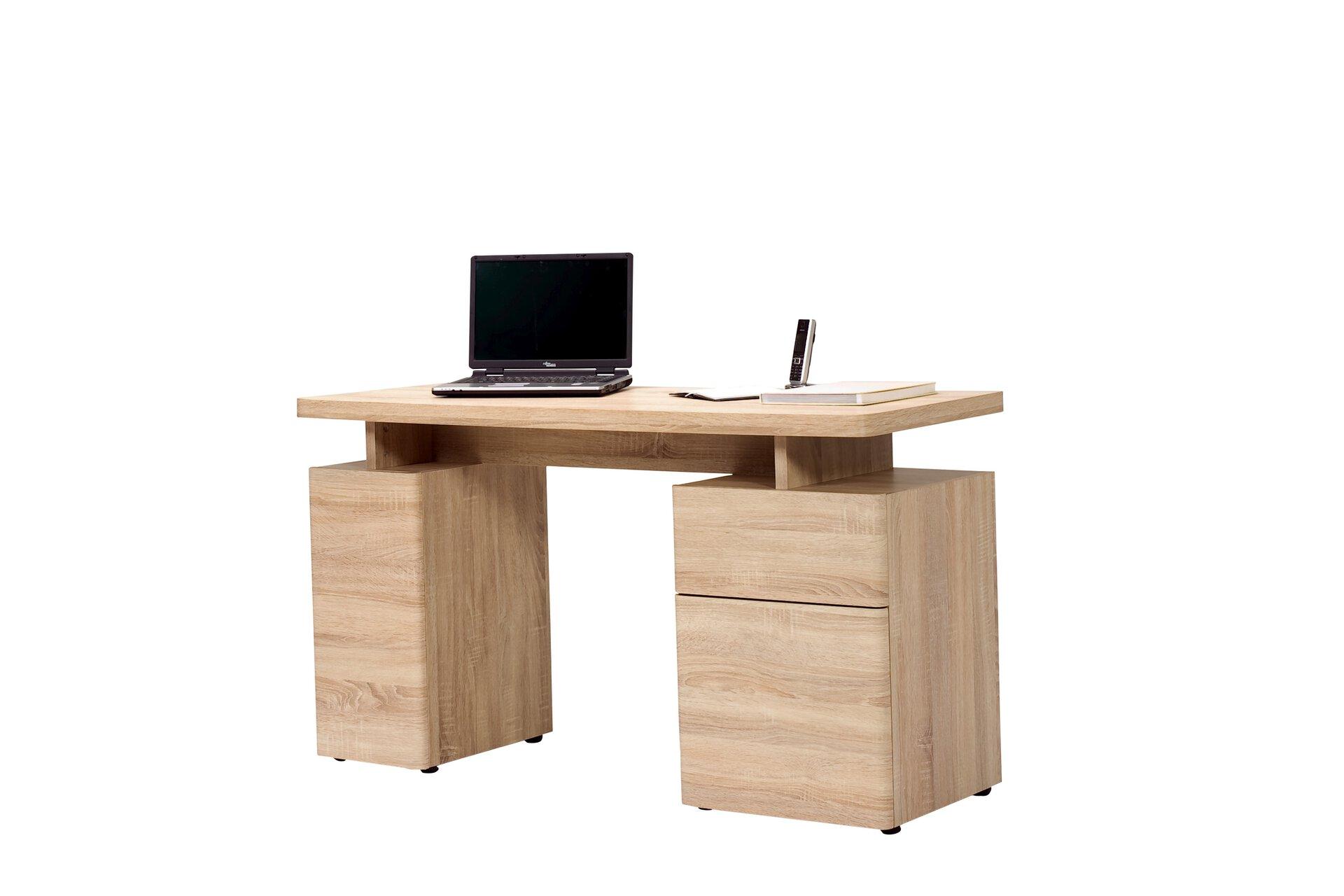 Schreibtisch CU-LIBRE Jahnke Holzwerkstoff 1 x 1 x 1 cm