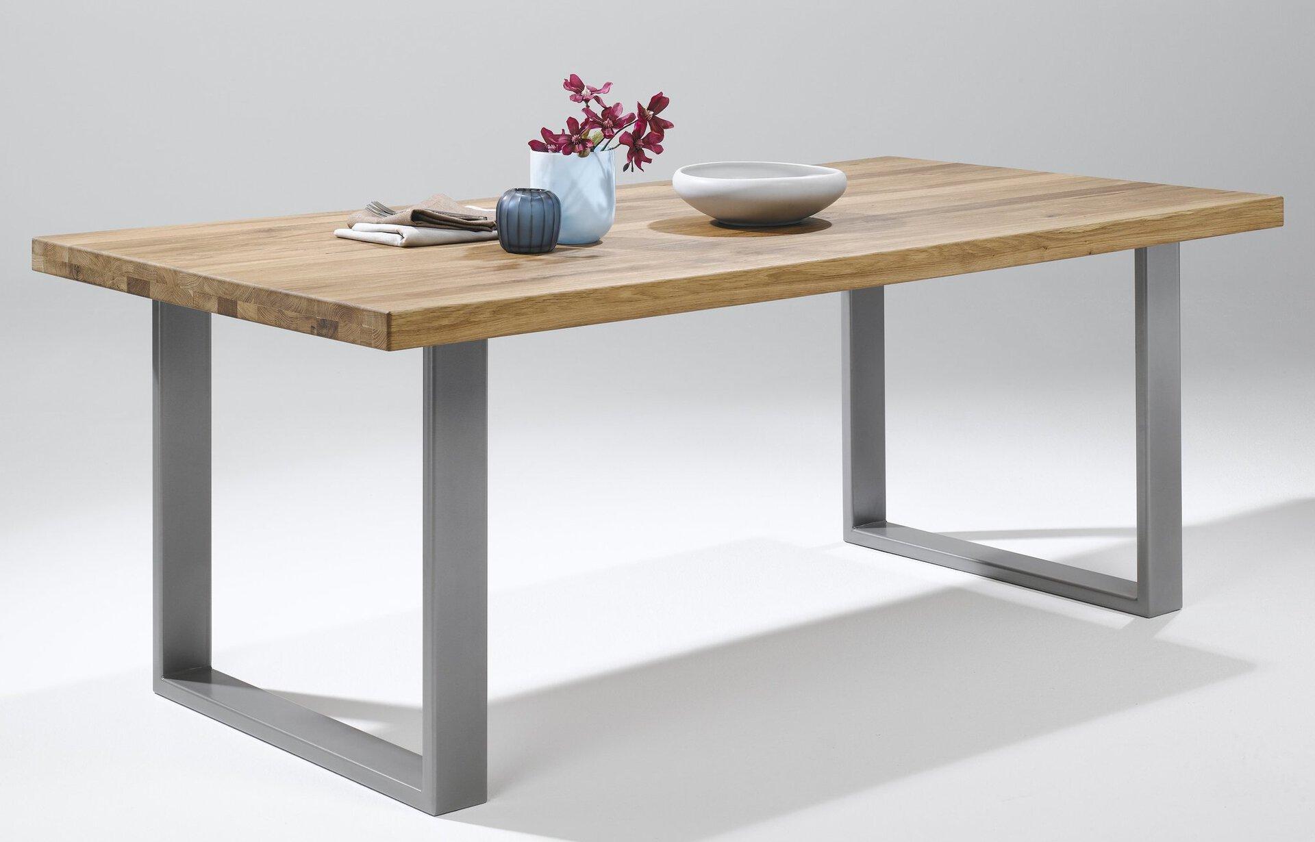Esstisch 2559 Dinett Holz 100 x 75 x 180 cm