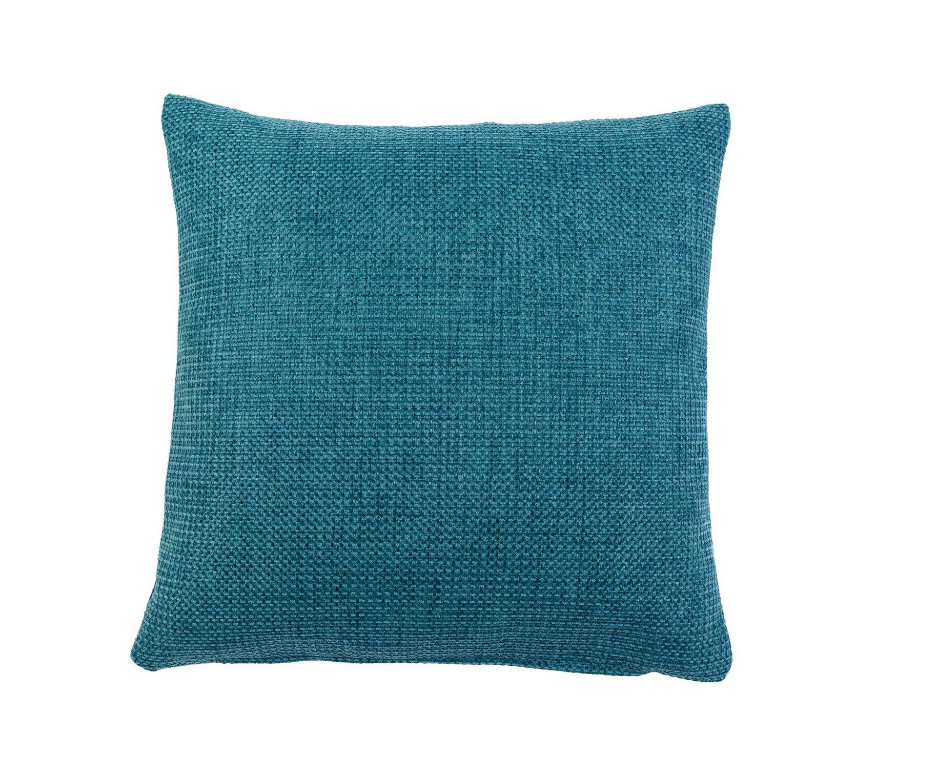 Kissenhülle Dallas Ambiente Trendlife Textil Blau 60 x 60 cm