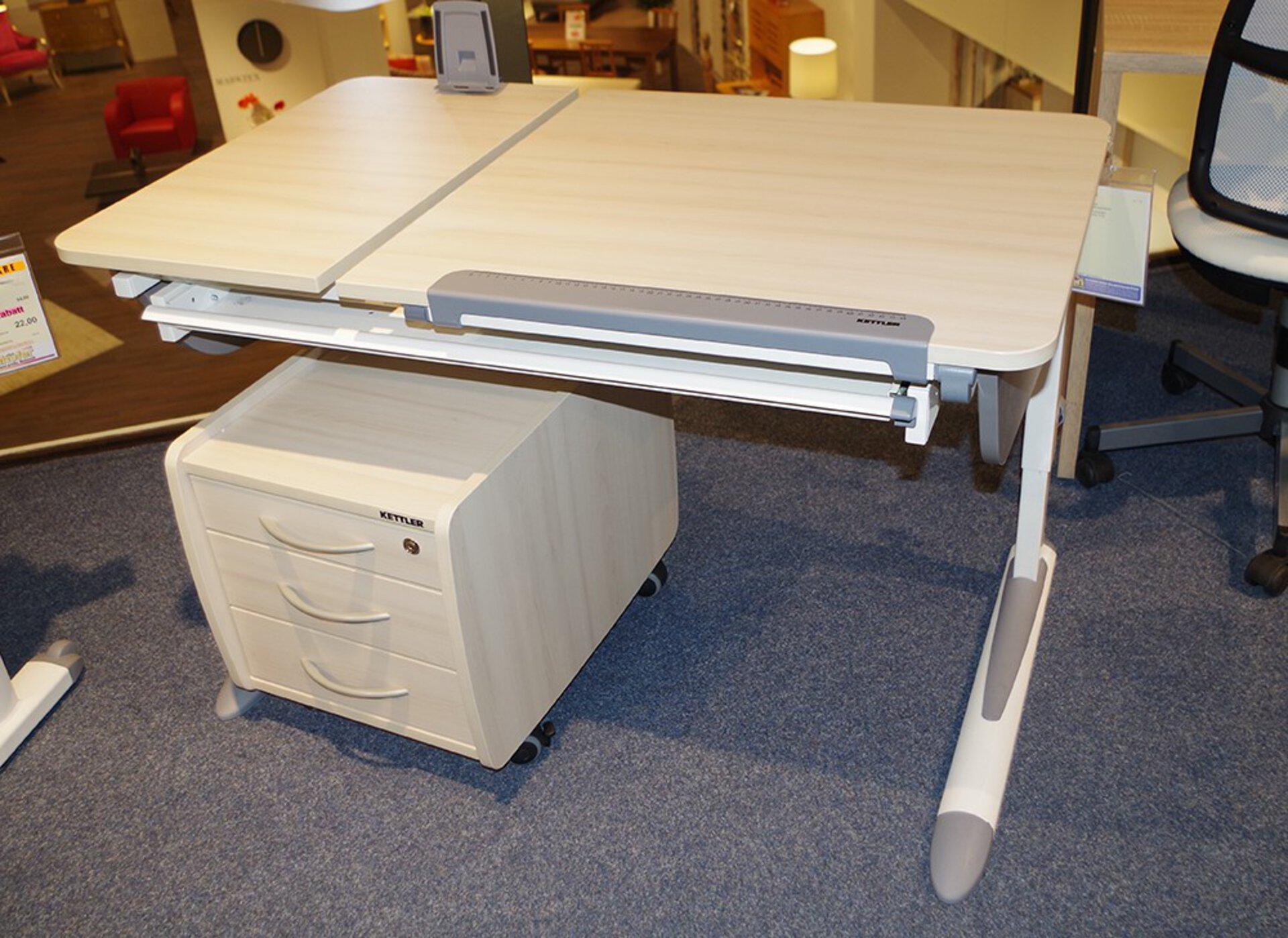 Schreibtisch LOGO DUOX