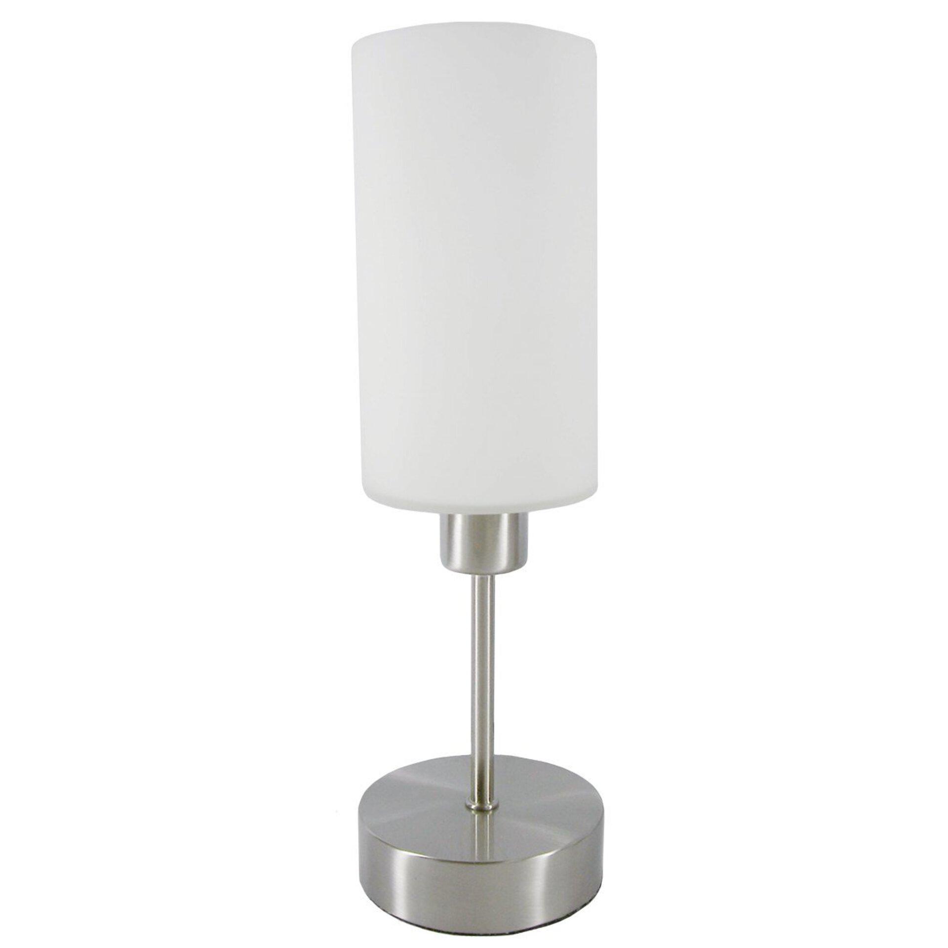 Tischleuchte Loft Wofi Leuchten Metall 9 x 33 x 9 cm