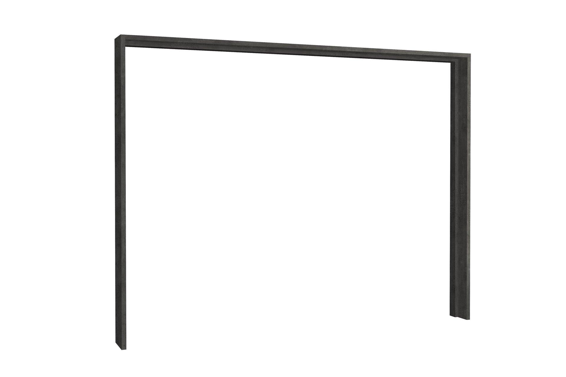 Schwebetürenschrank FOSSANO LIV'IN Holzwerkstoff 62 x 216 x 281 cm