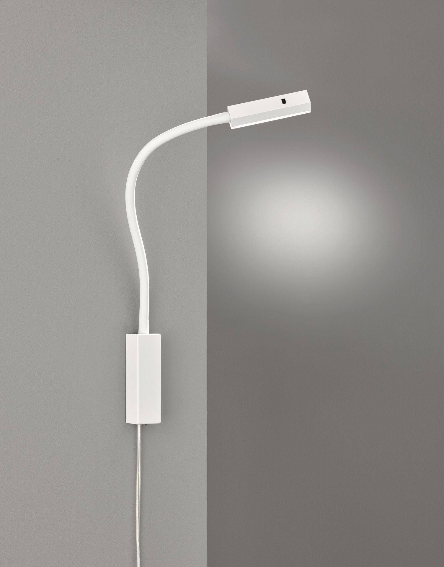 Leseleuchte Raik Fischer-Honsel Metall weiß 4 x 35 cm