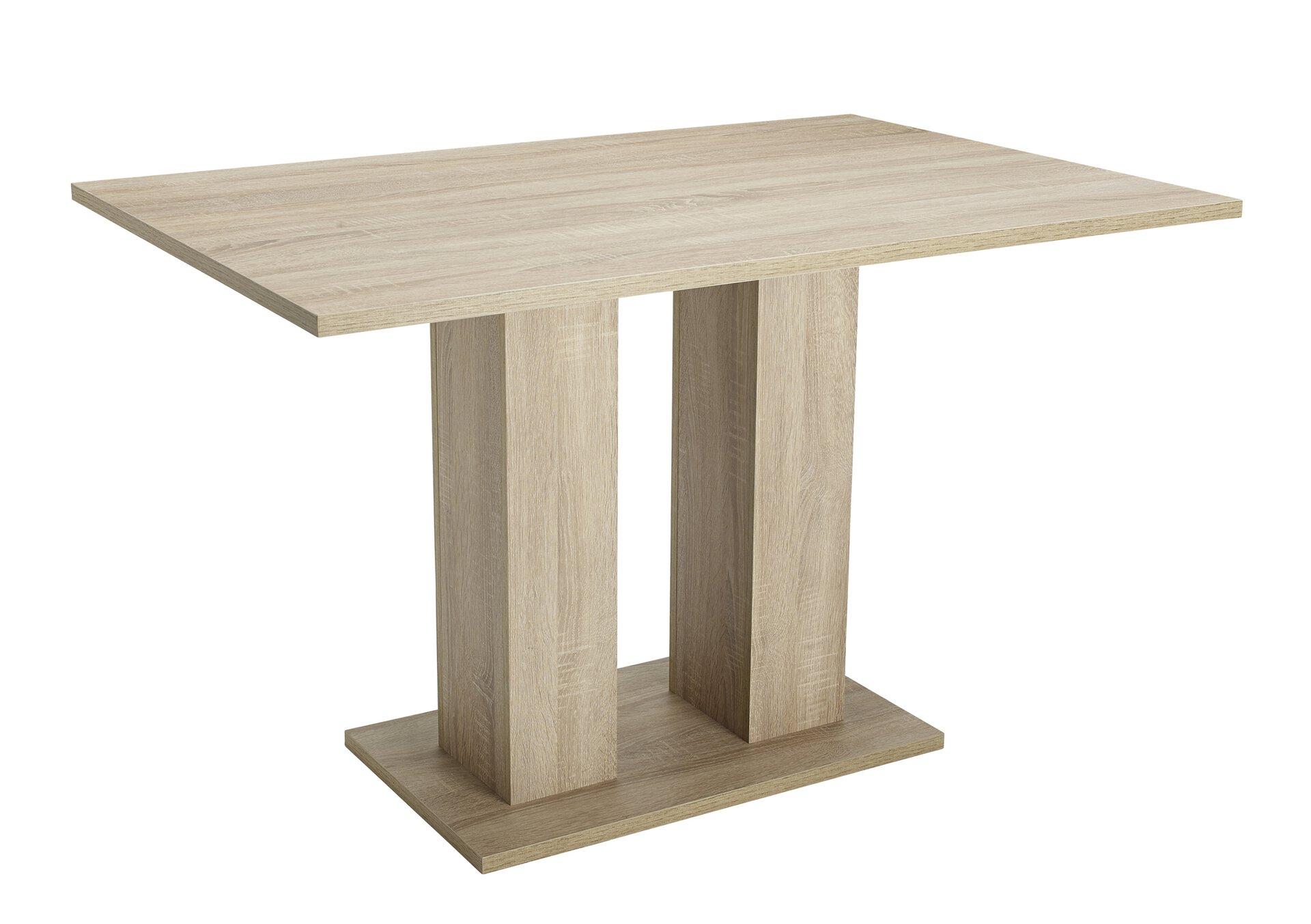 Esstisch ANDORRA Schösswender Holz braun