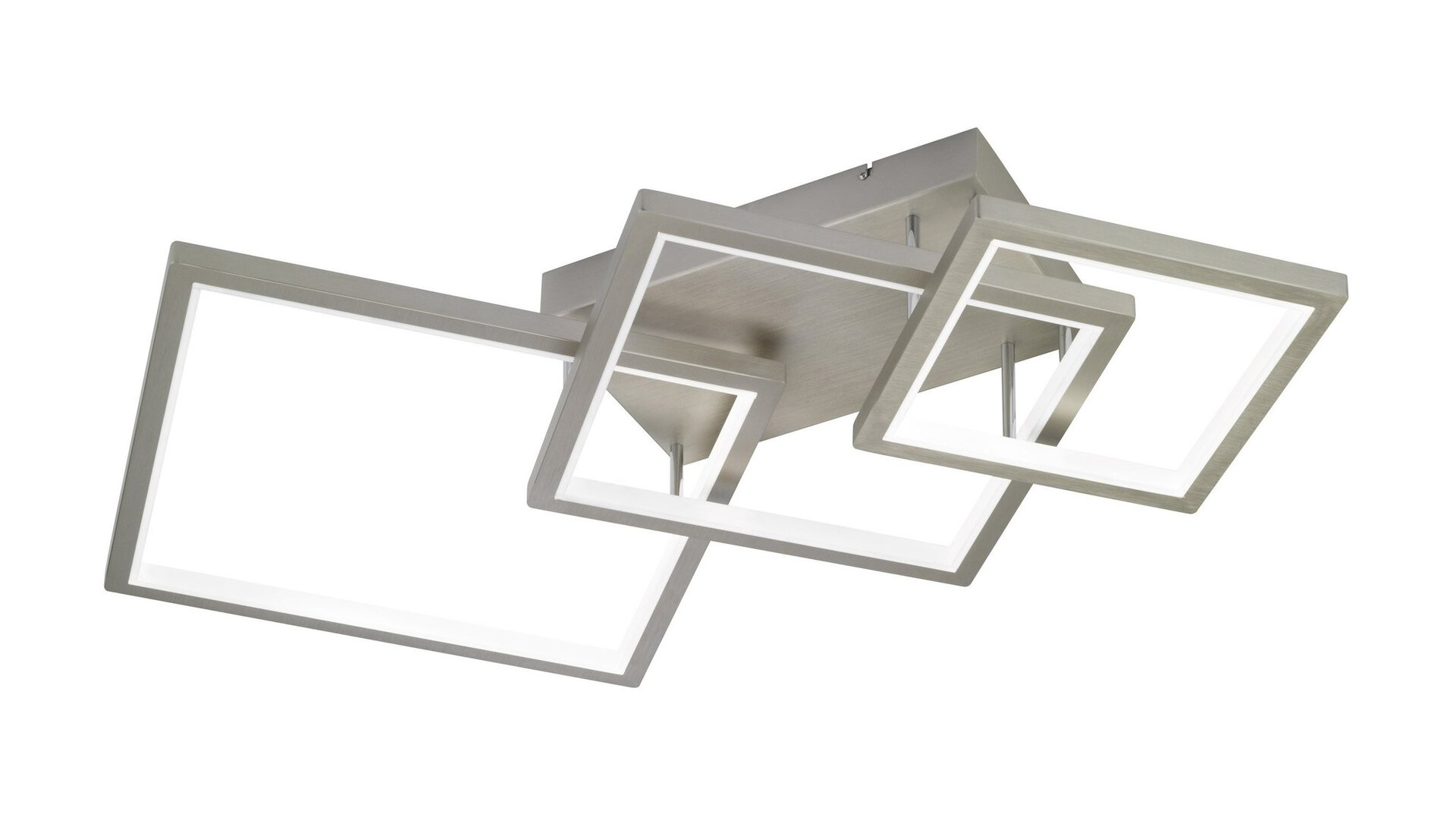 Deckenleuchte Viso Wofi Leuchten Kunststoff 17 x 120 x 72 cm