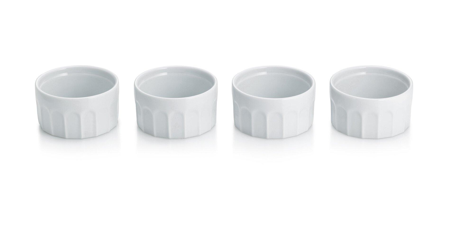 Schale Maleen Kela Keramik weiß